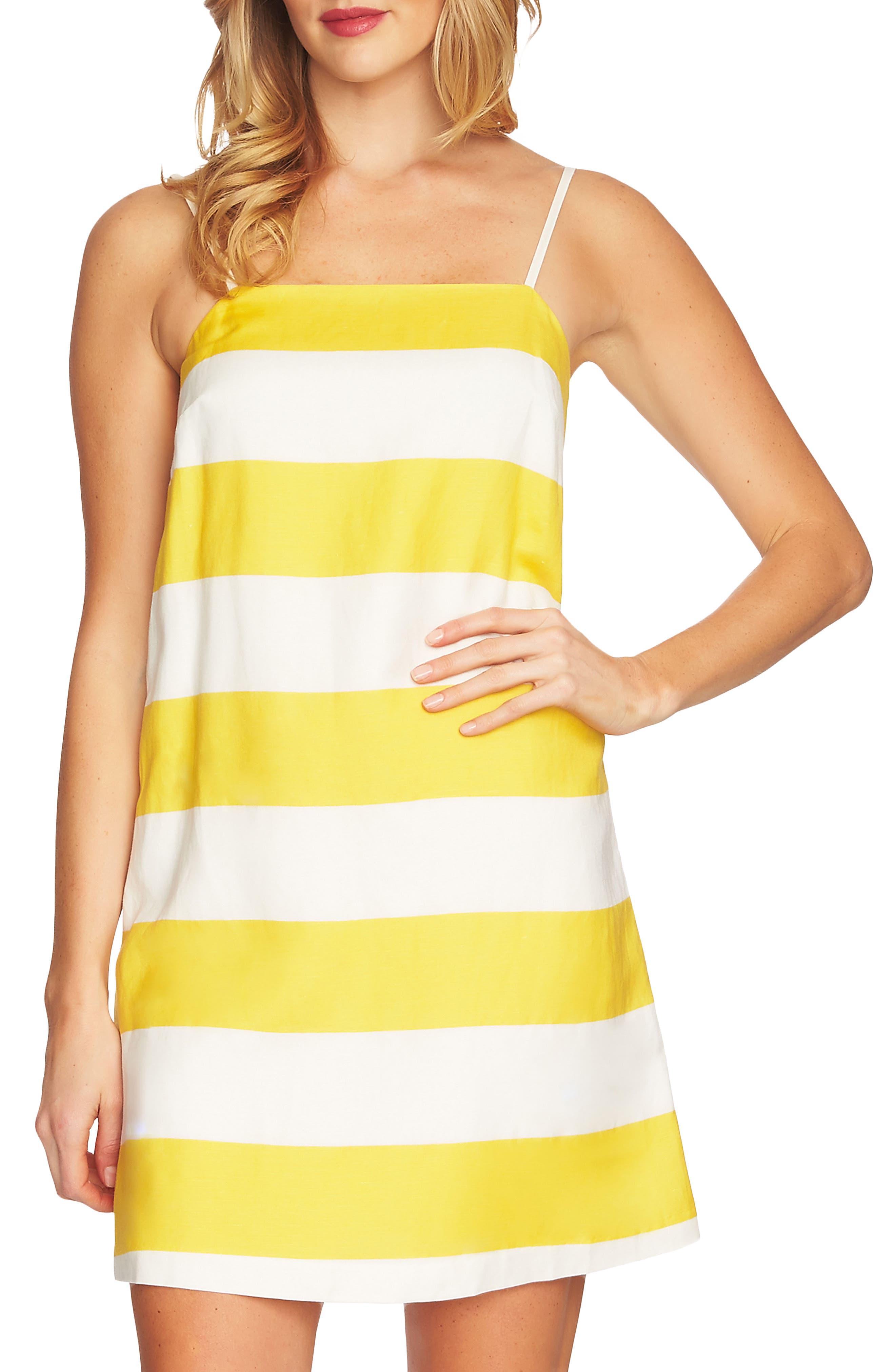 Carnival Stripe Dress,                             Main thumbnail 3, color,
