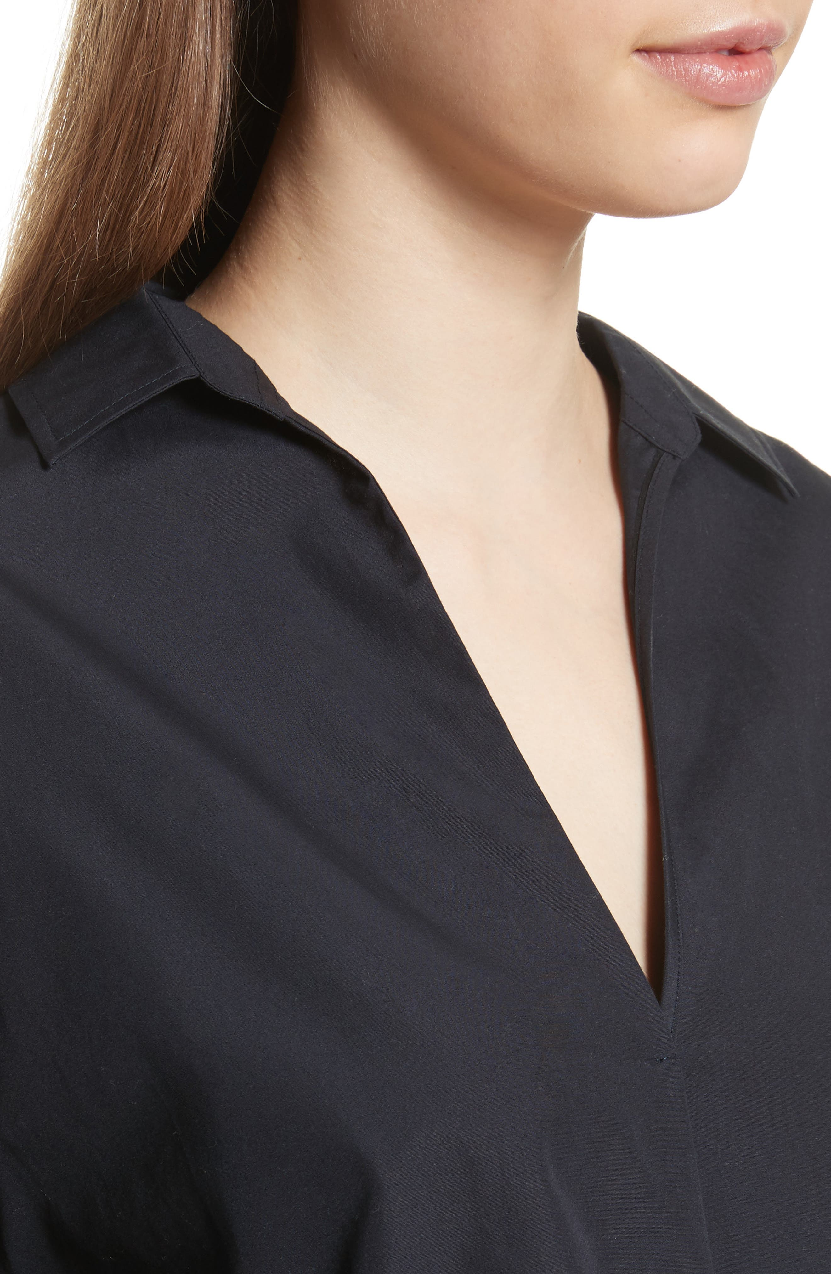 Swing Front Pullover Shirt,                             Alternate thumbnail 14, color,