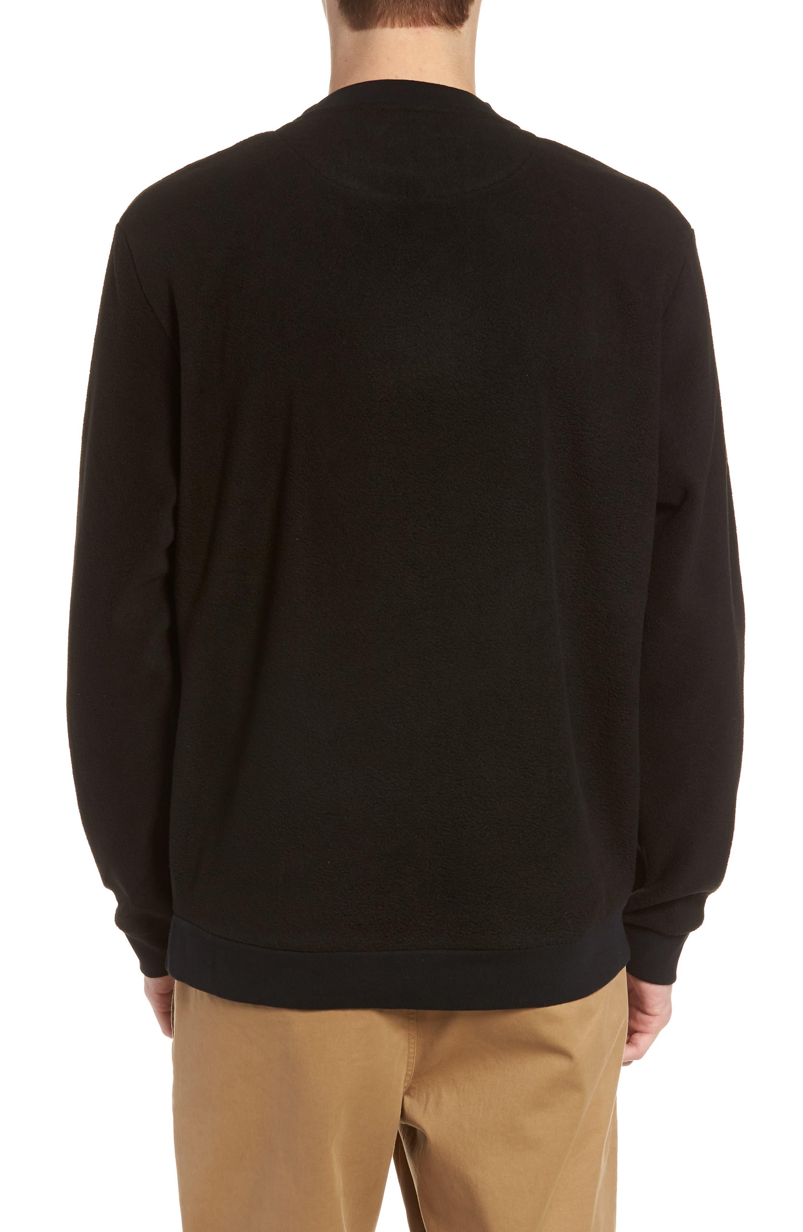 State Sweatshirt,                             Alternate thumbnail 2, color,                             BLACK