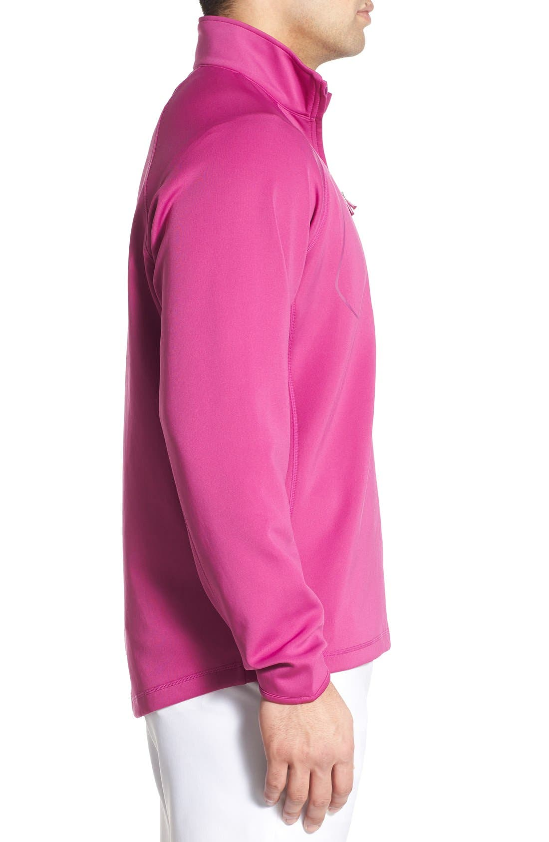 XH2O Crawford Stretch Quarter Zip Golf Pullover,                             Alternate thumbnail 36, color,