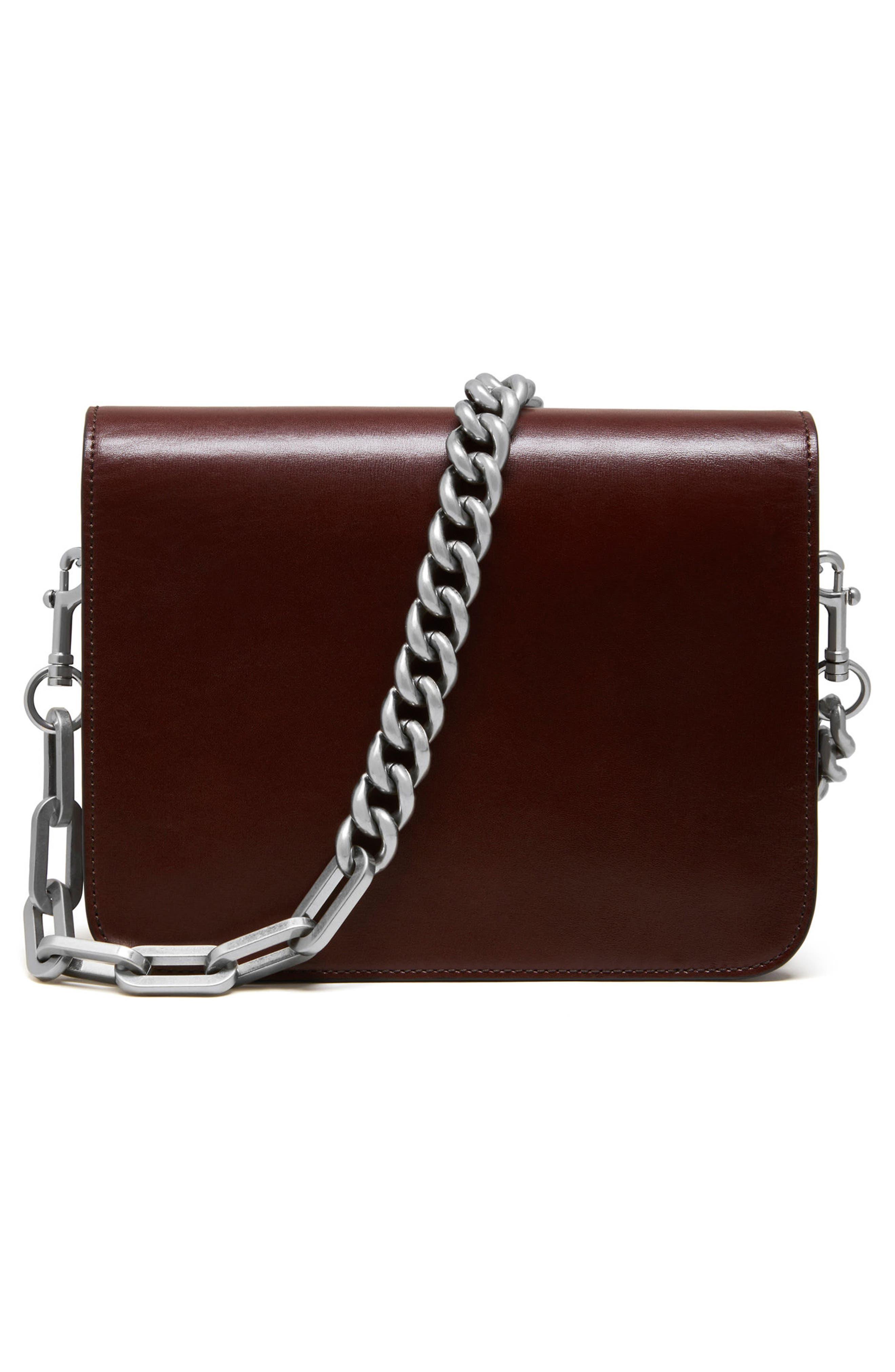 Clifton Leather Bag,                             Alternate thumbnail 2, color,                             930