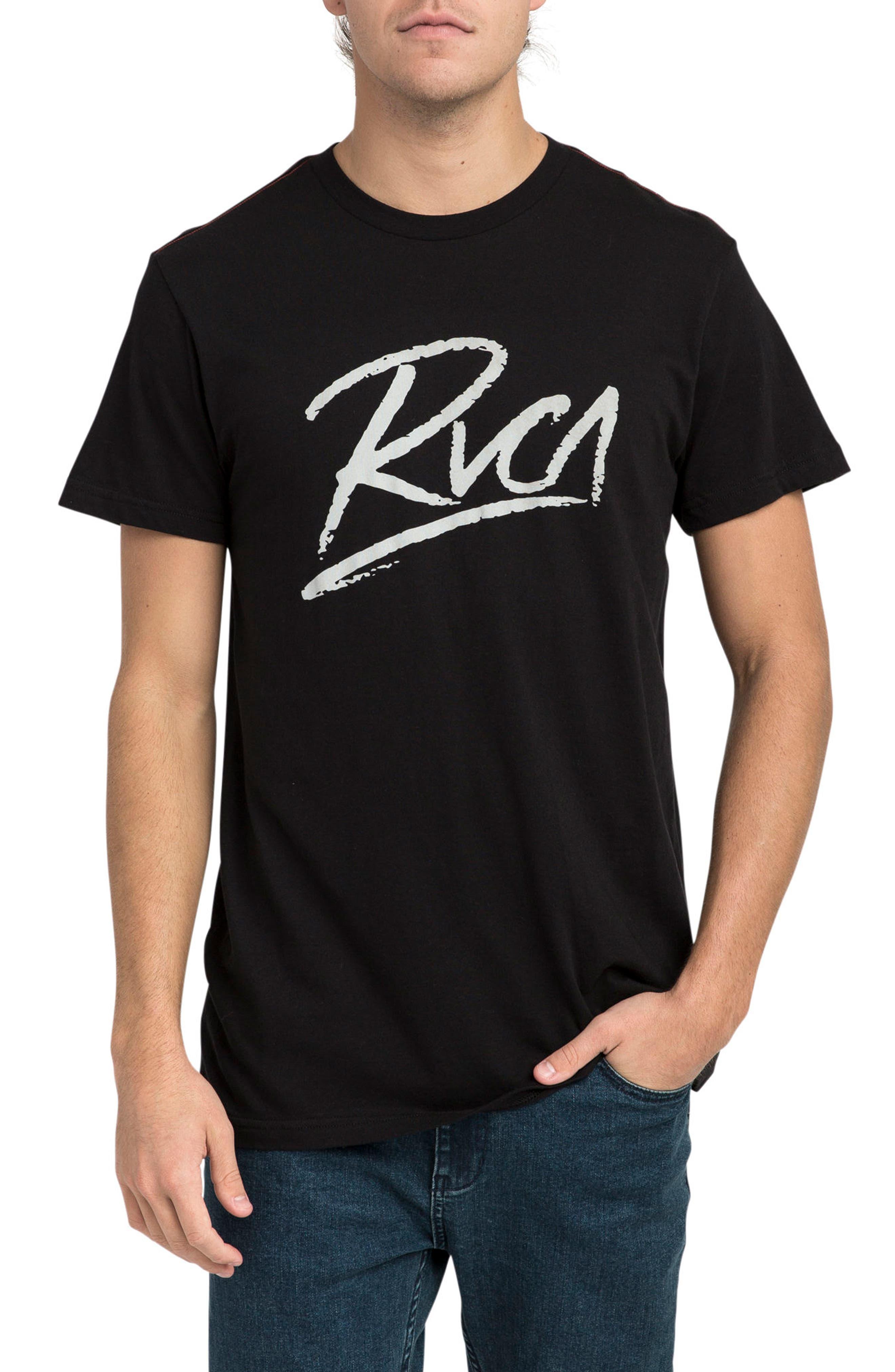 Scribe Logo T-Shirt,                         Main,                         color, 001
