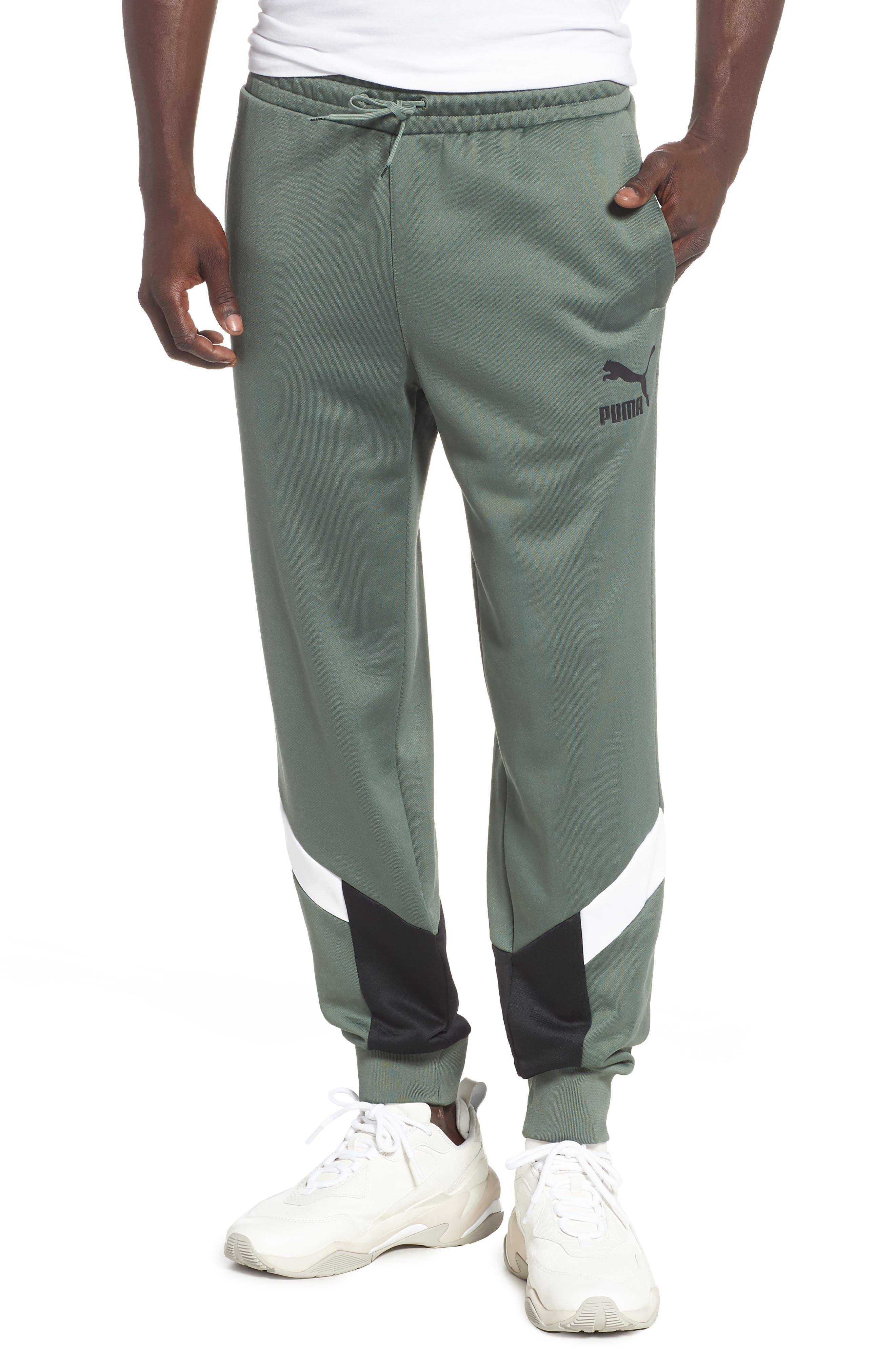 MCS Track Pants,                         Main,                         color, LAUREL WREATH