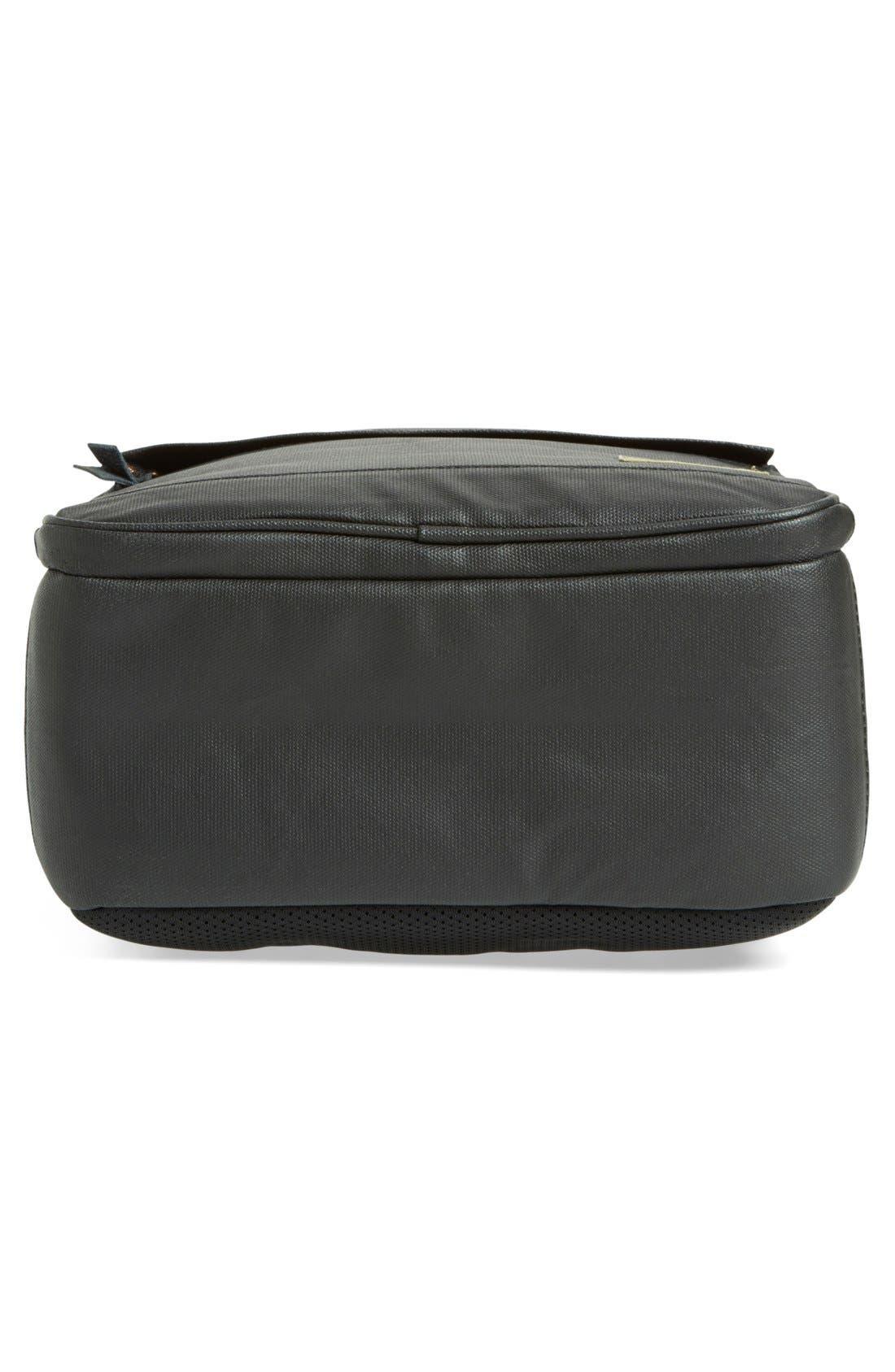 HEX,                             'Origin' Water Resistant Backpack,                             Alternate thumbnail 3, color,                             001