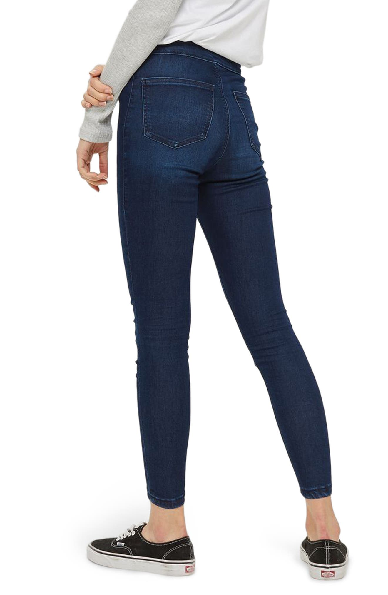 Joni High Waist Skinny Jeans,                             Alternate thumbnail 2, color,                             400
