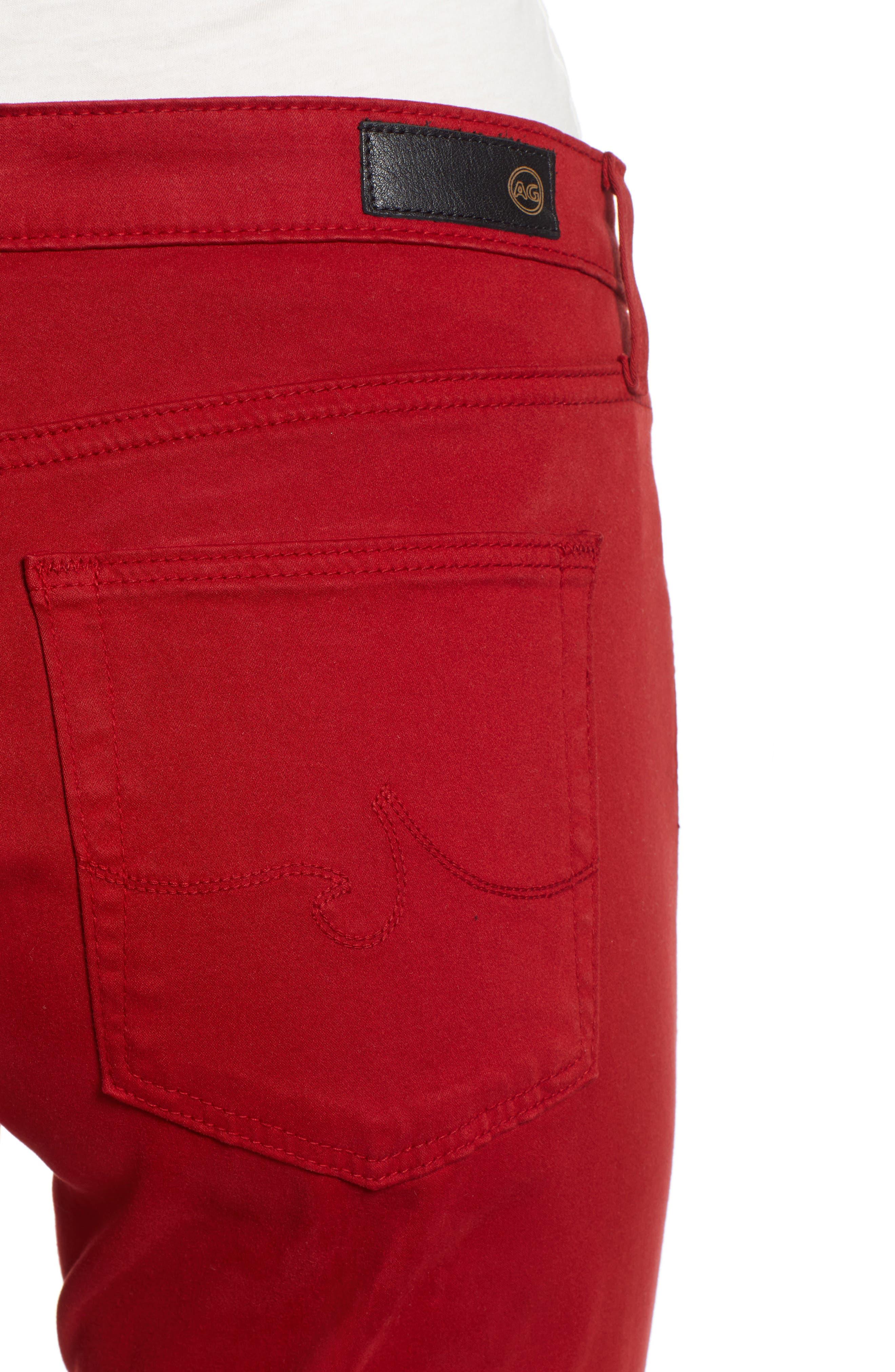 'The Prima' Cigarette Leg Skinny Jeans,                             Alternate thumbnail 78, color,