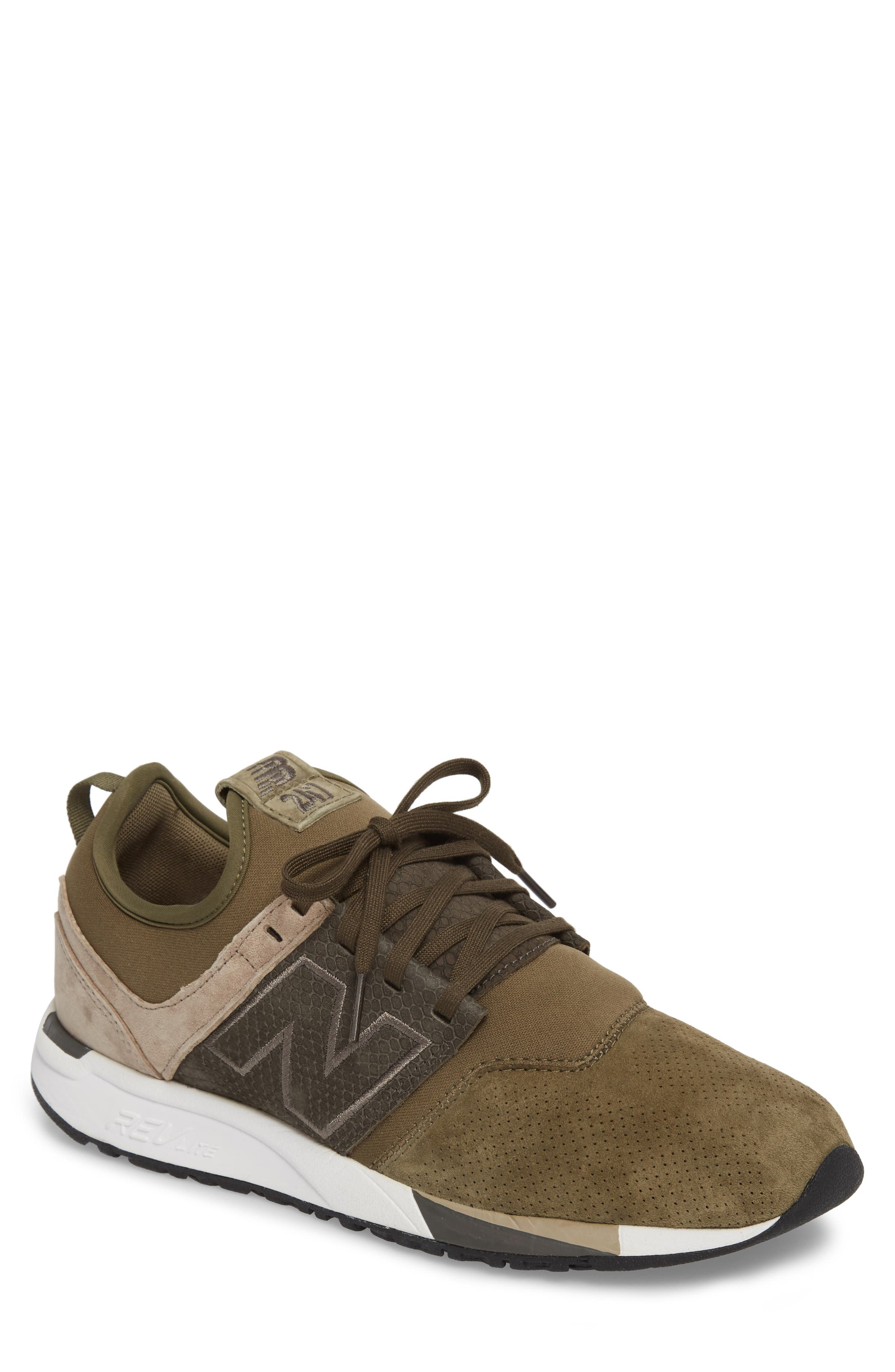 247 Luxe Sneaker,                             Main thumbnail 1, color,