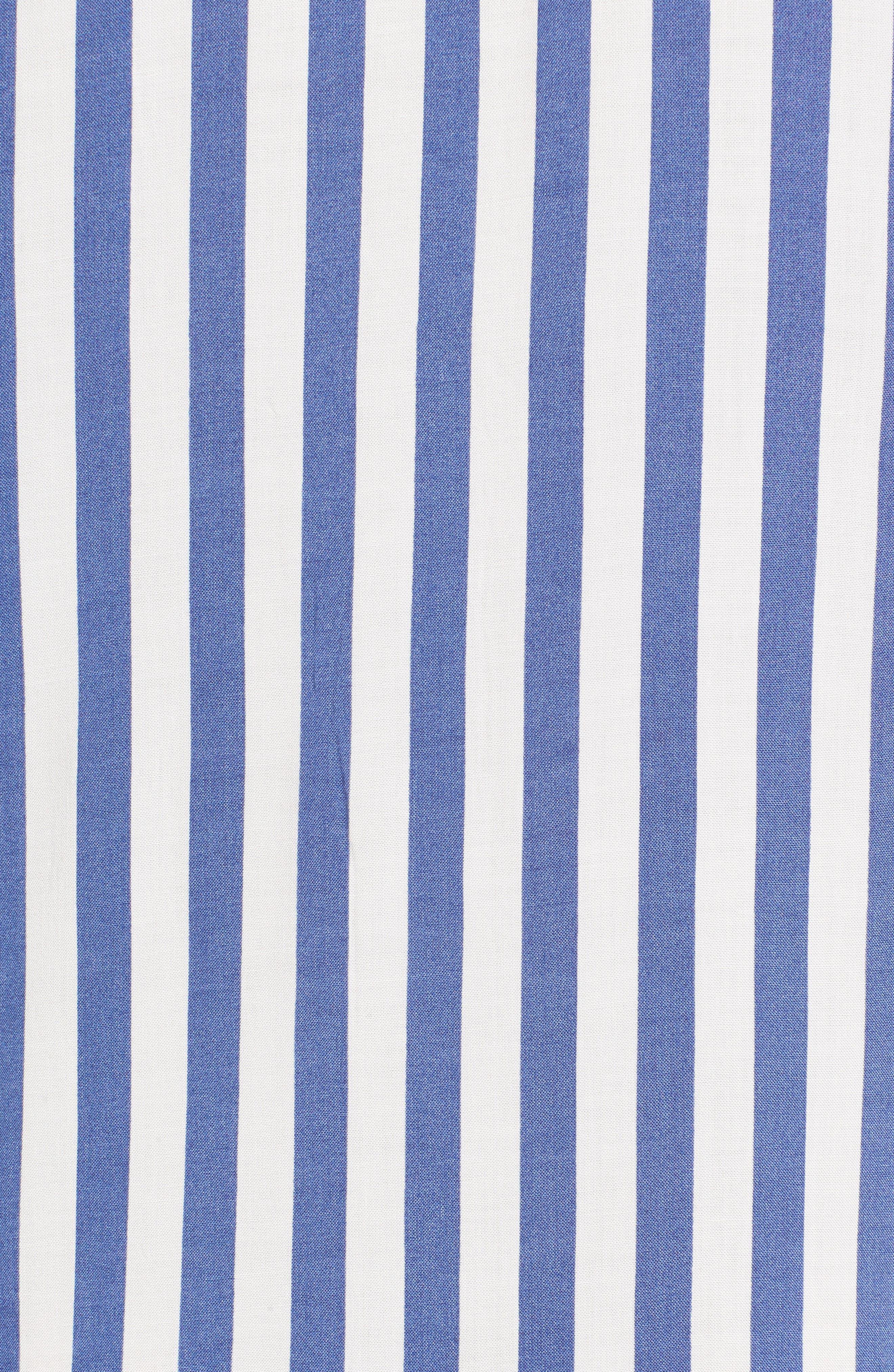 Drop Waist Shirtdress,                             Alternate thumbnail 5, color,                             400
