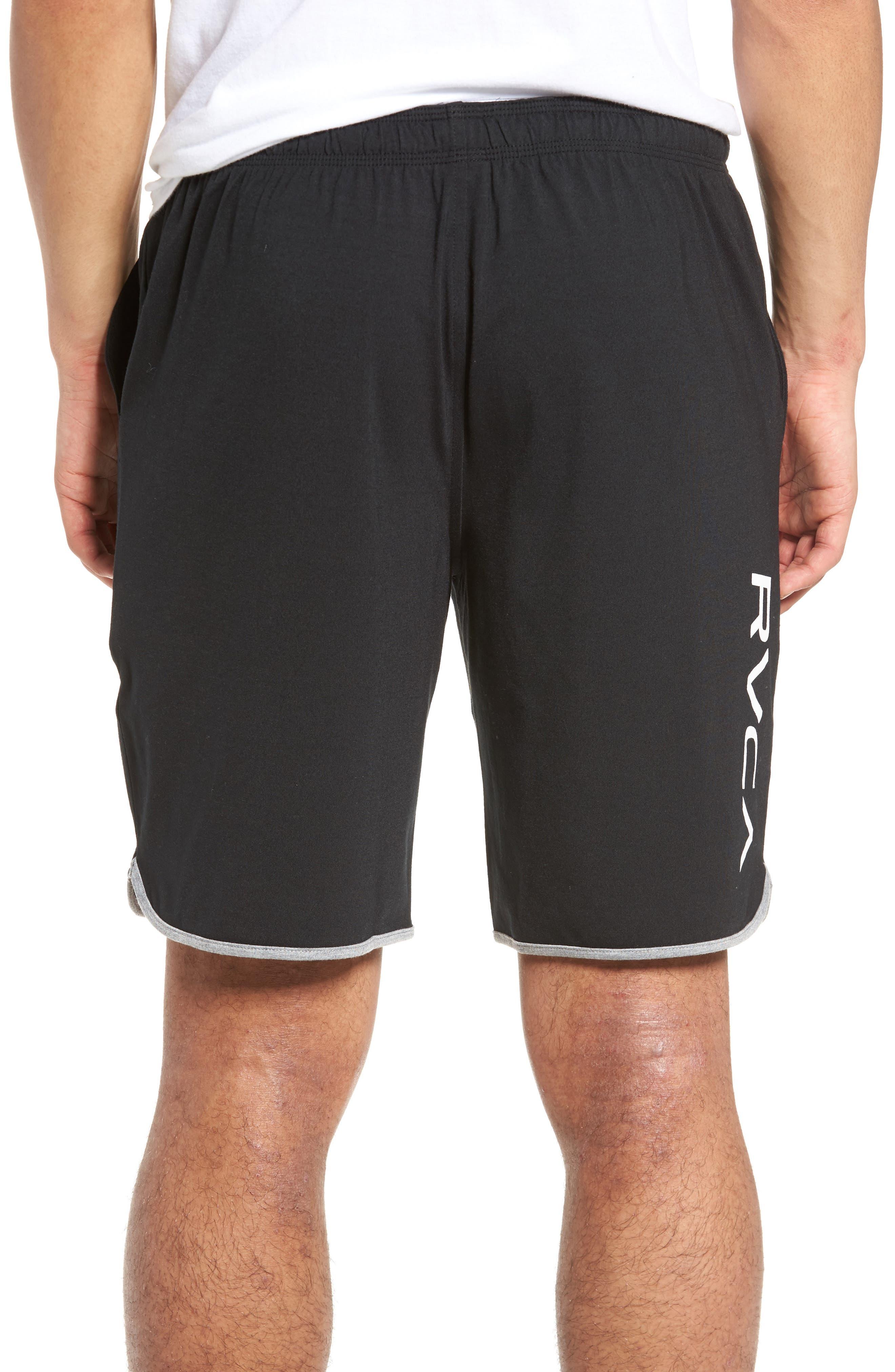 VA Sport II Shorts,                             Alternate thumbnail 2, color,                             BLACK
