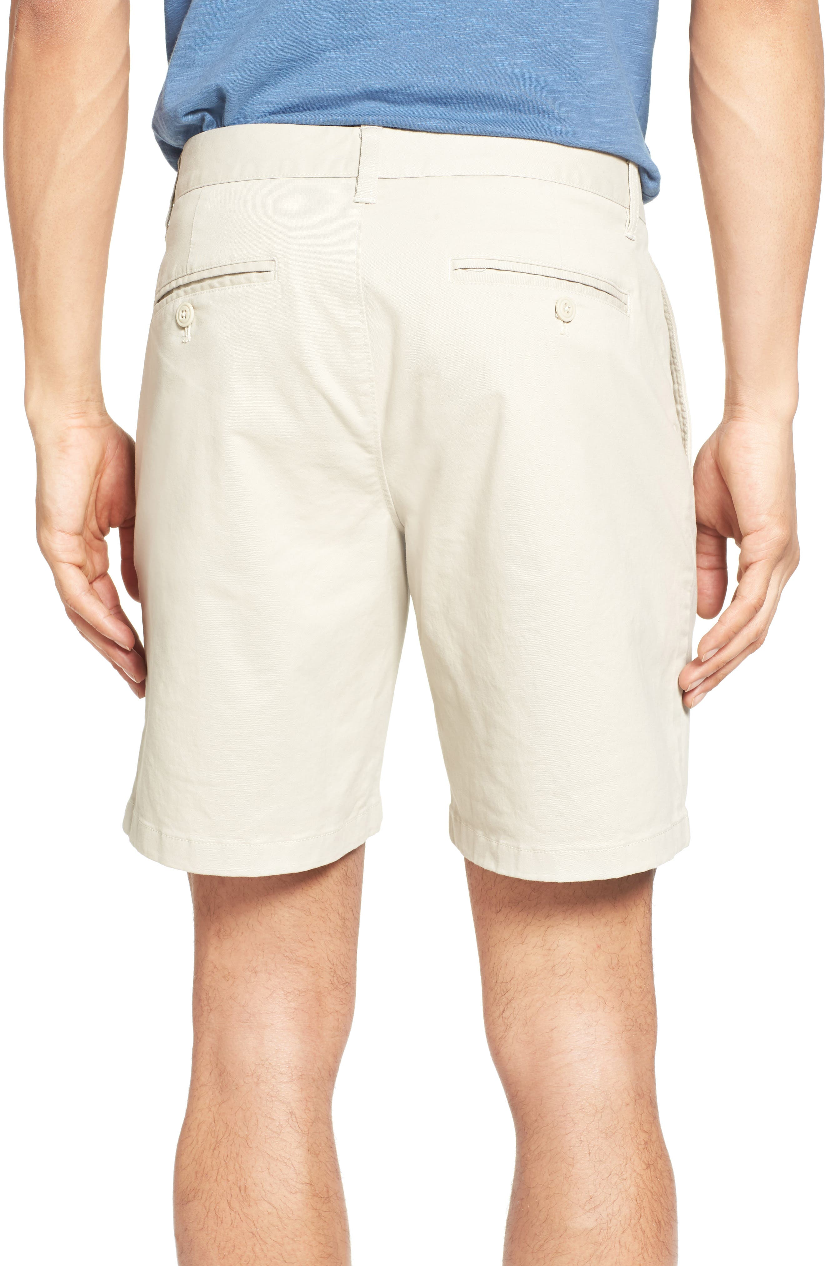 Stretch Washed Chino 7-Inch Shorts,                             Alternate thumbnail 43, color,