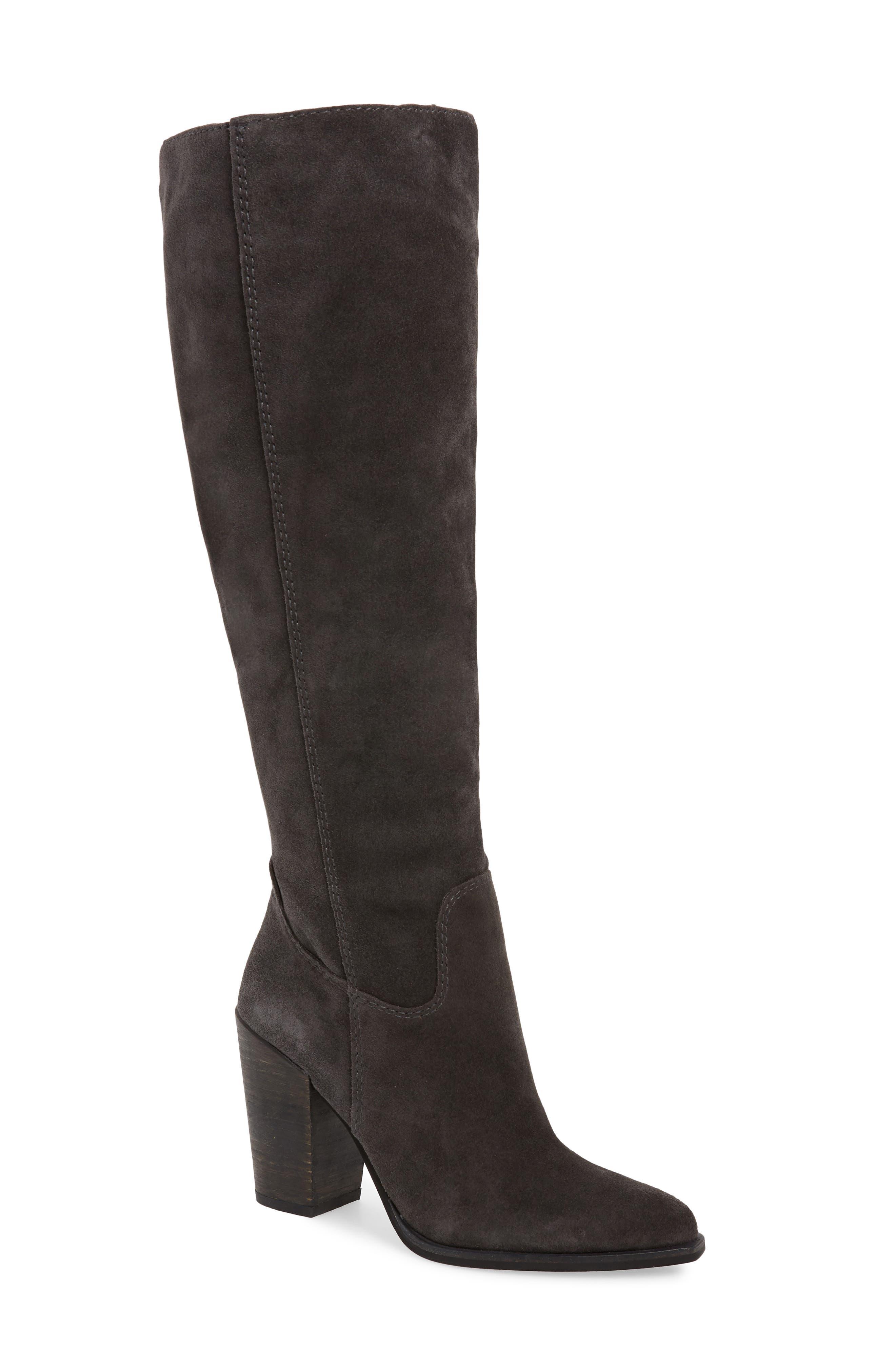 Dolce Vita Kylar Knee High Boot, Grey