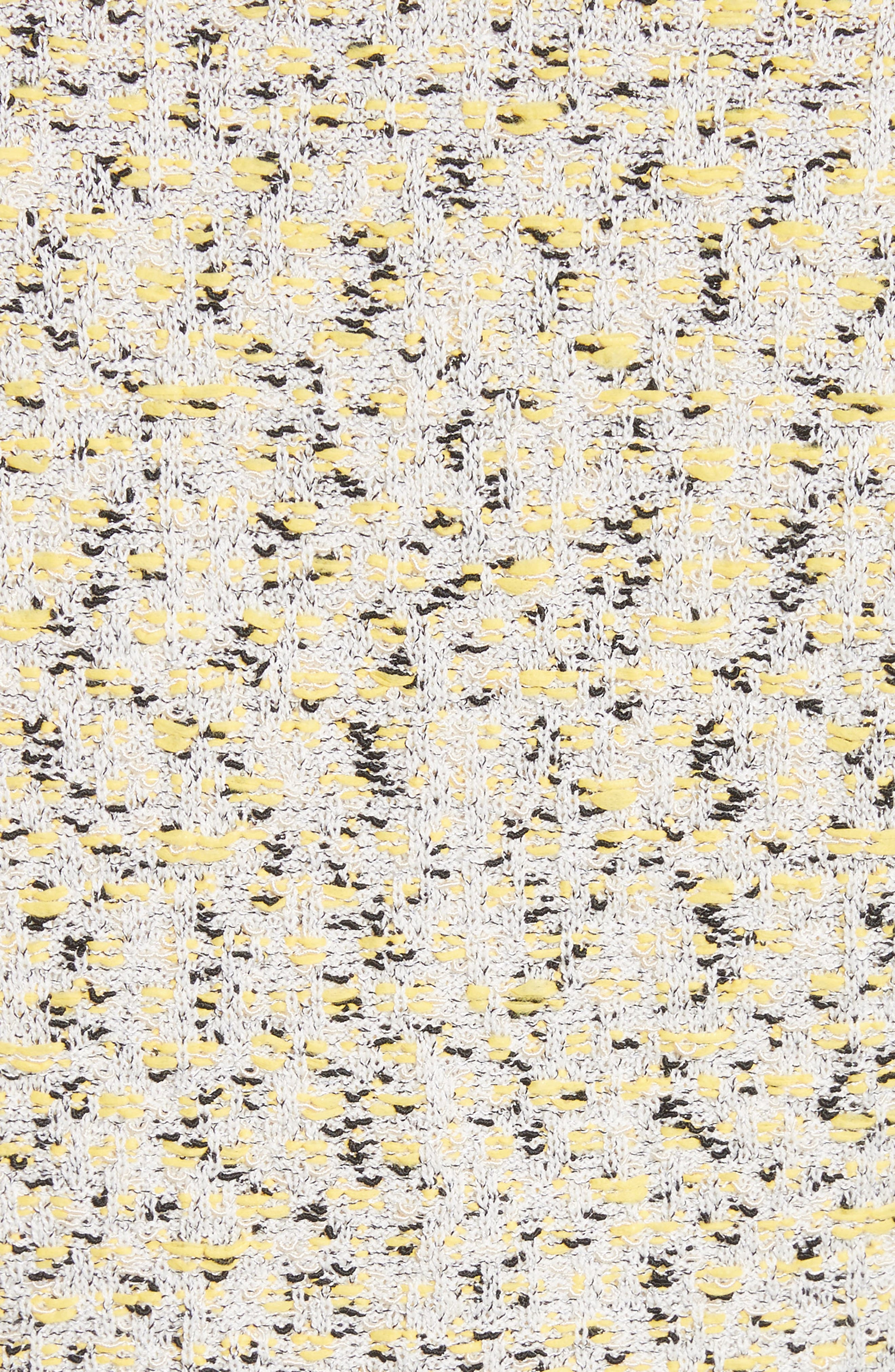 Romee Tweed Knit Blazer,                             Alternate thumbnail 6, color,                             730