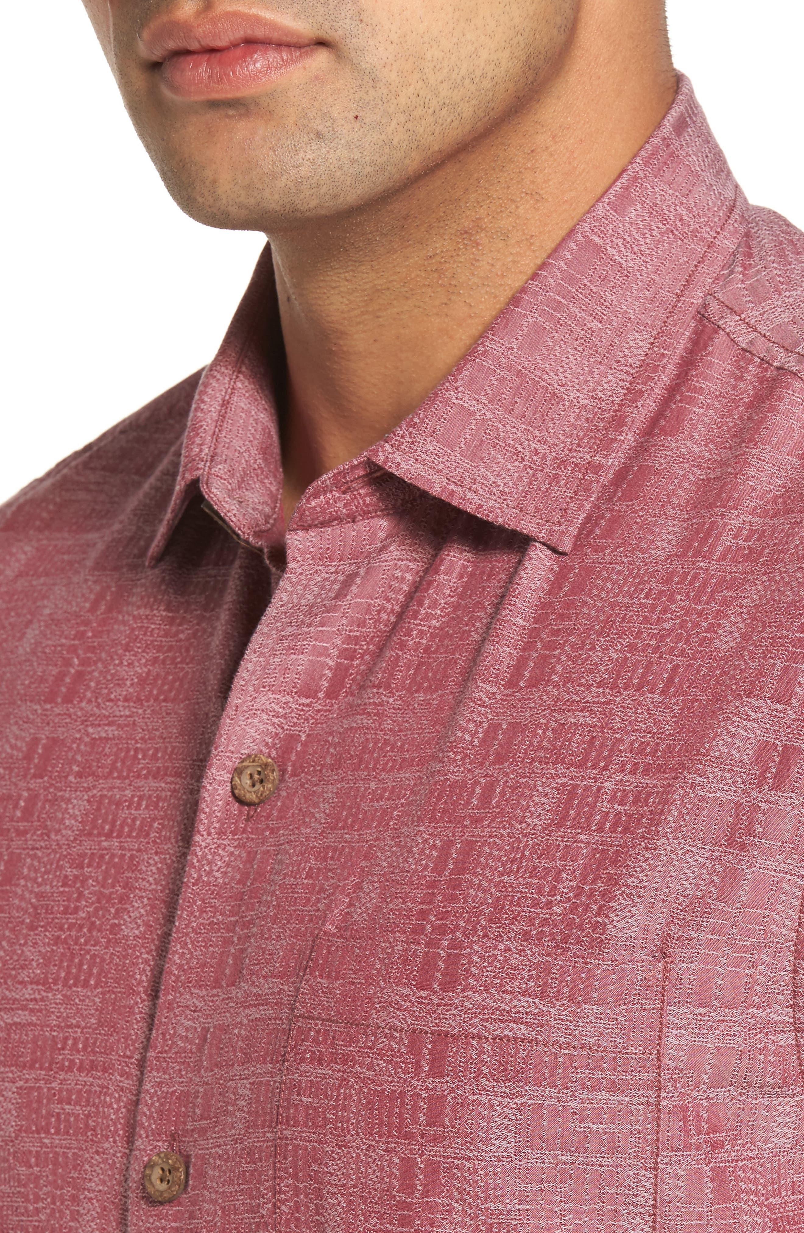 Oceanside Woven Shirt,                             Alternate thumbnail 24, color,