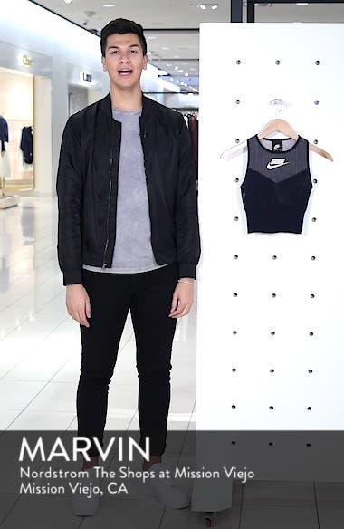 Sportswear Women's Tech Knit Crop Tank, sales video thumbnail