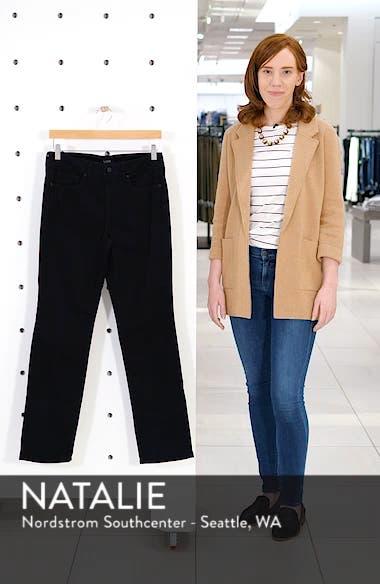 Marilyn High Waist Straight Jeans, sales video thumbnail