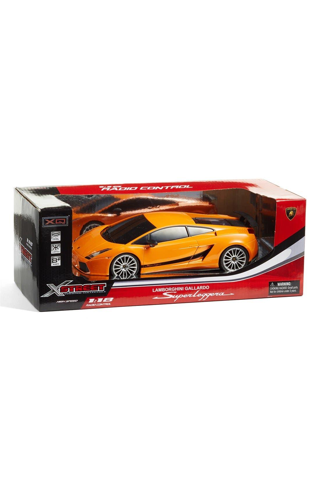 Lamborghini Superleggera 1:18 Scale Remote Control Car Toy,                             Alternate thumbnail 2, color,                             800