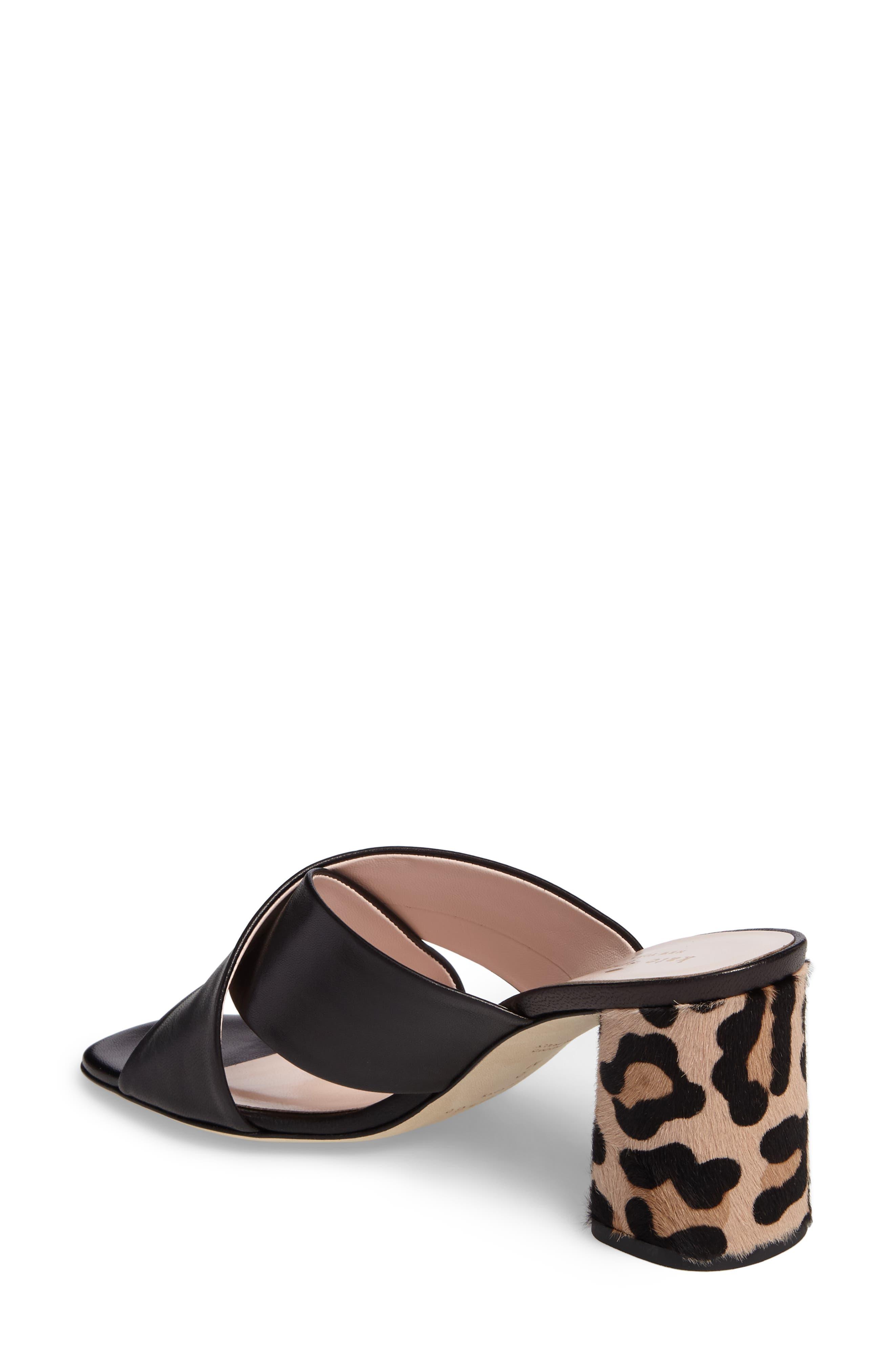 denault slide sandal,                             Alternate thumbnail 2, color,                             001