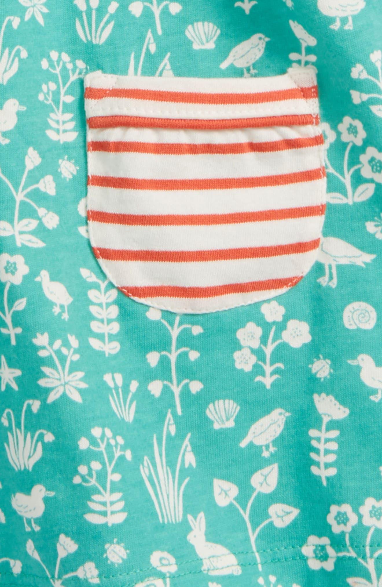 Hotchpotch Jersey Dress,                             Alternate thumbnail 3, color,