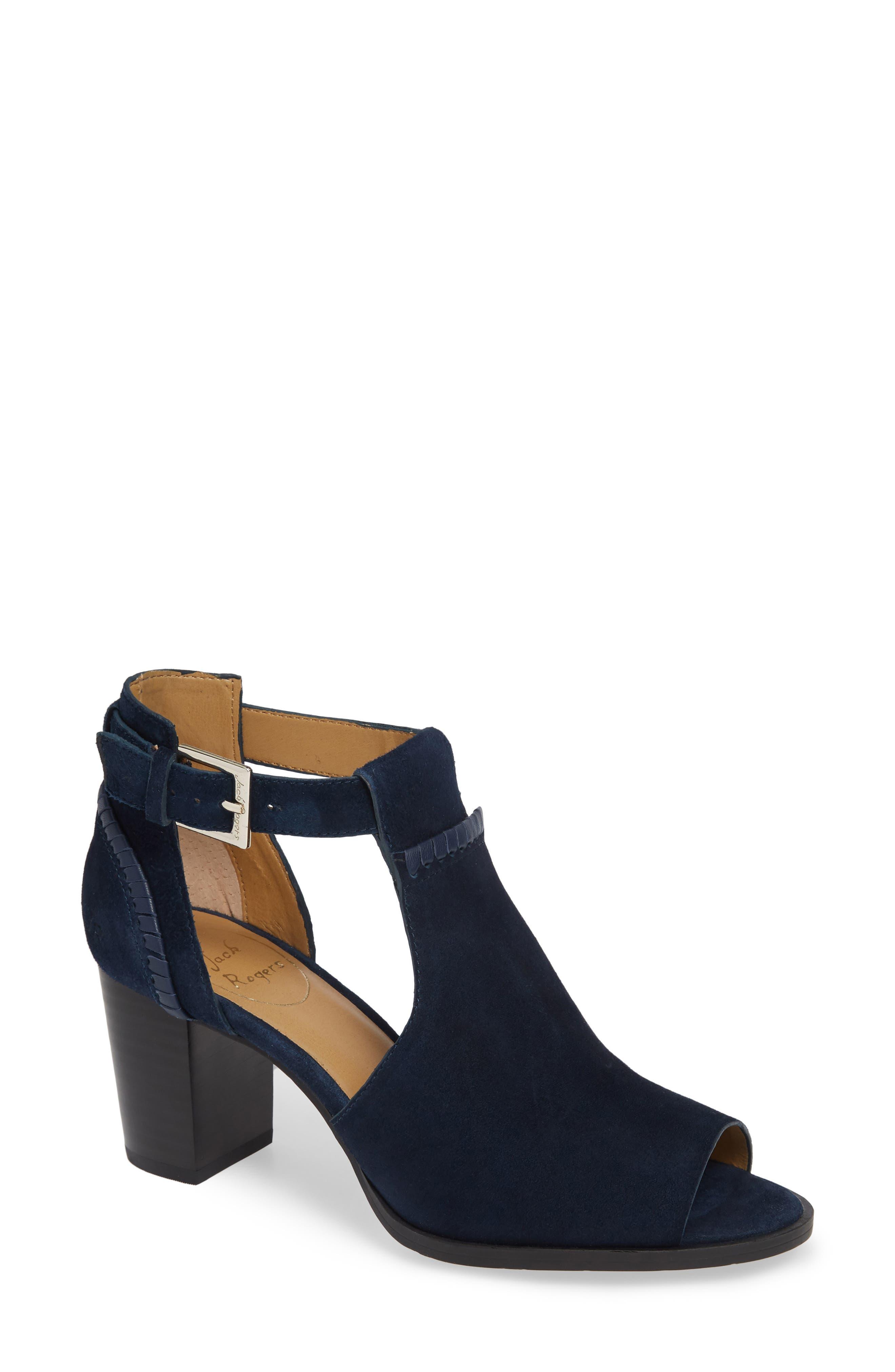 Cameron Block Heel Sandal,                             Main thumbnail 4, color,