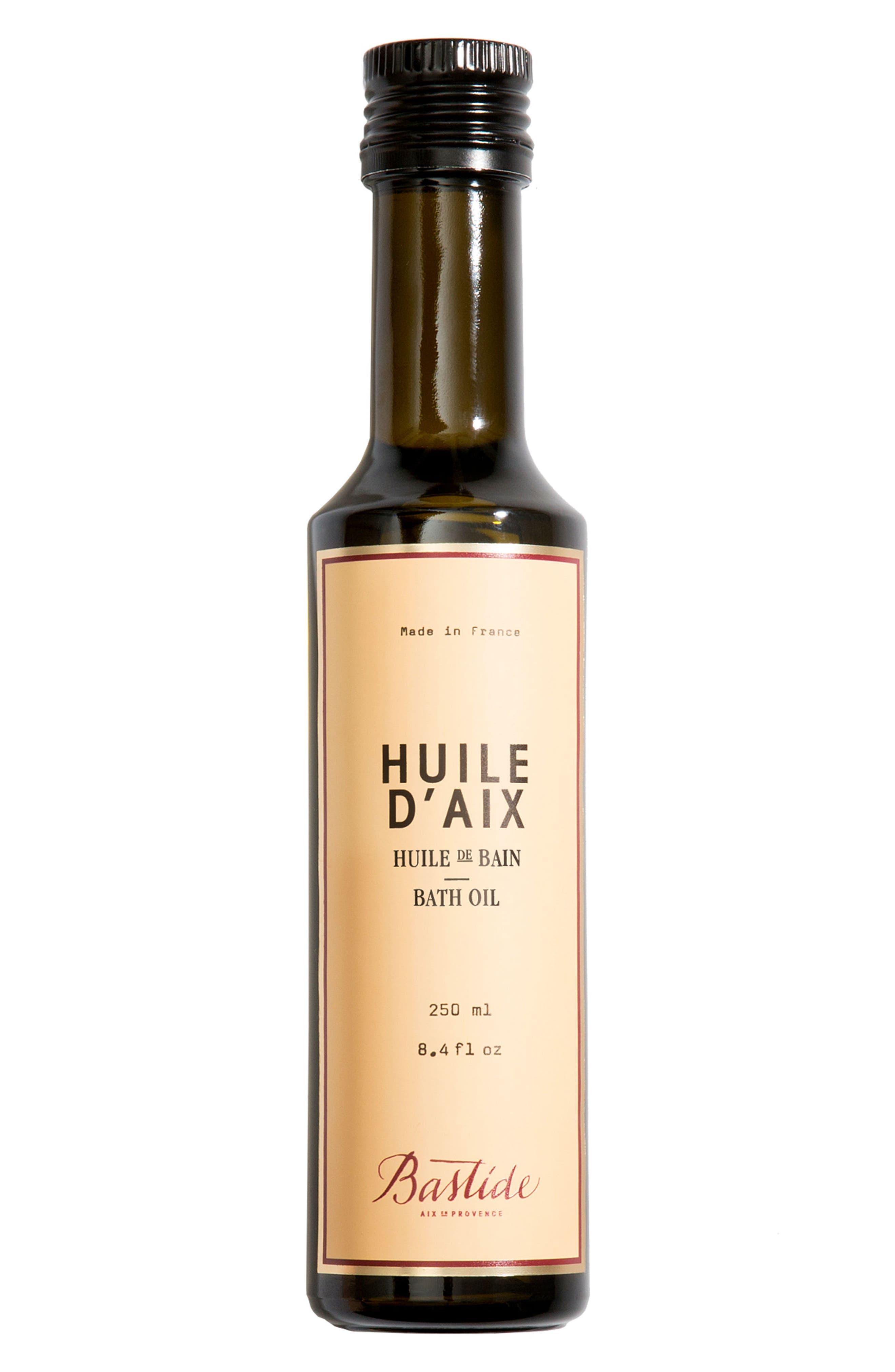 Huile d'Aix Bath Oil,                             Main thumbnail 1, color,                             NO COLOR