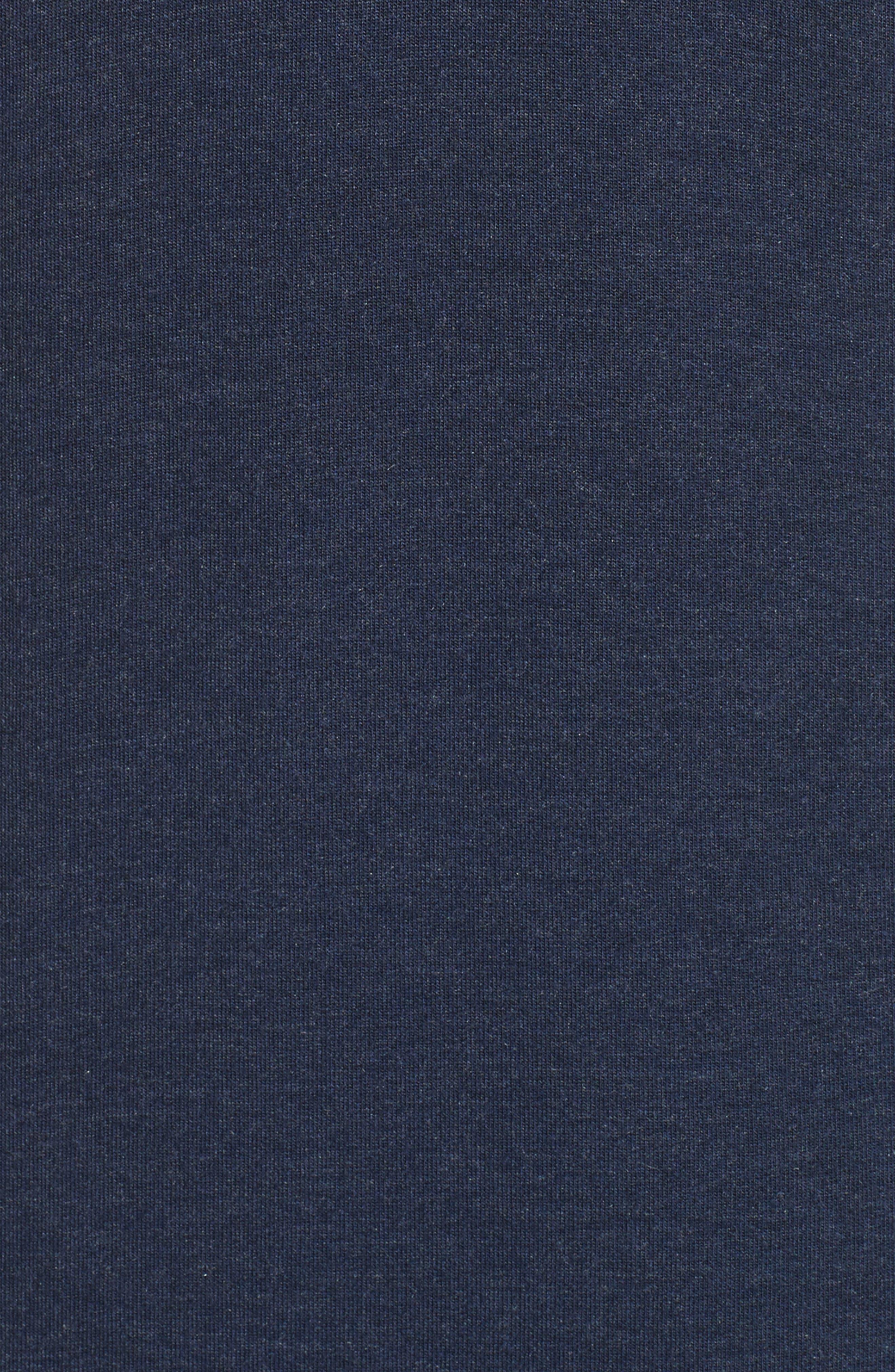 Pocket Midi Dress,                             Alternate thumbnail 5, color,                             452