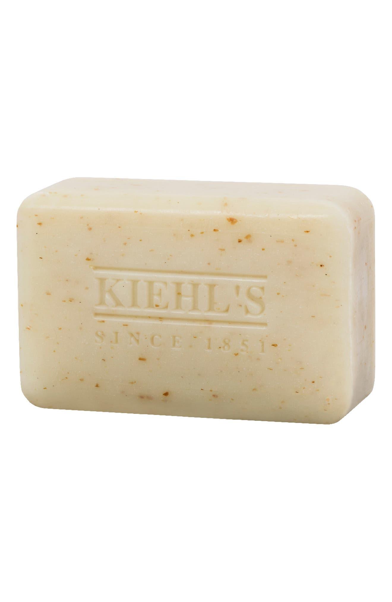 Kiehl's Since 1851 1851 FATIGUE SCRUBBERS TRIO