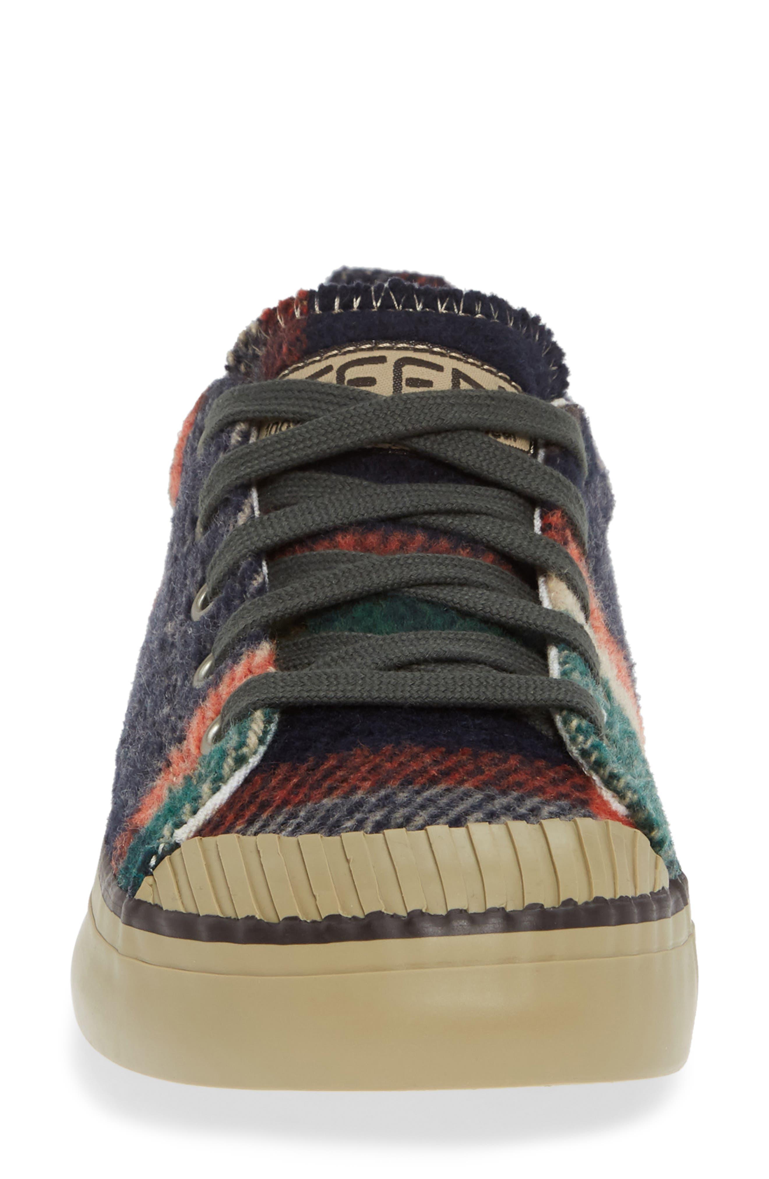 KEEN,                             Elsa Fleece Sneaker,                             Alternate thumbnail 4, color,                             300