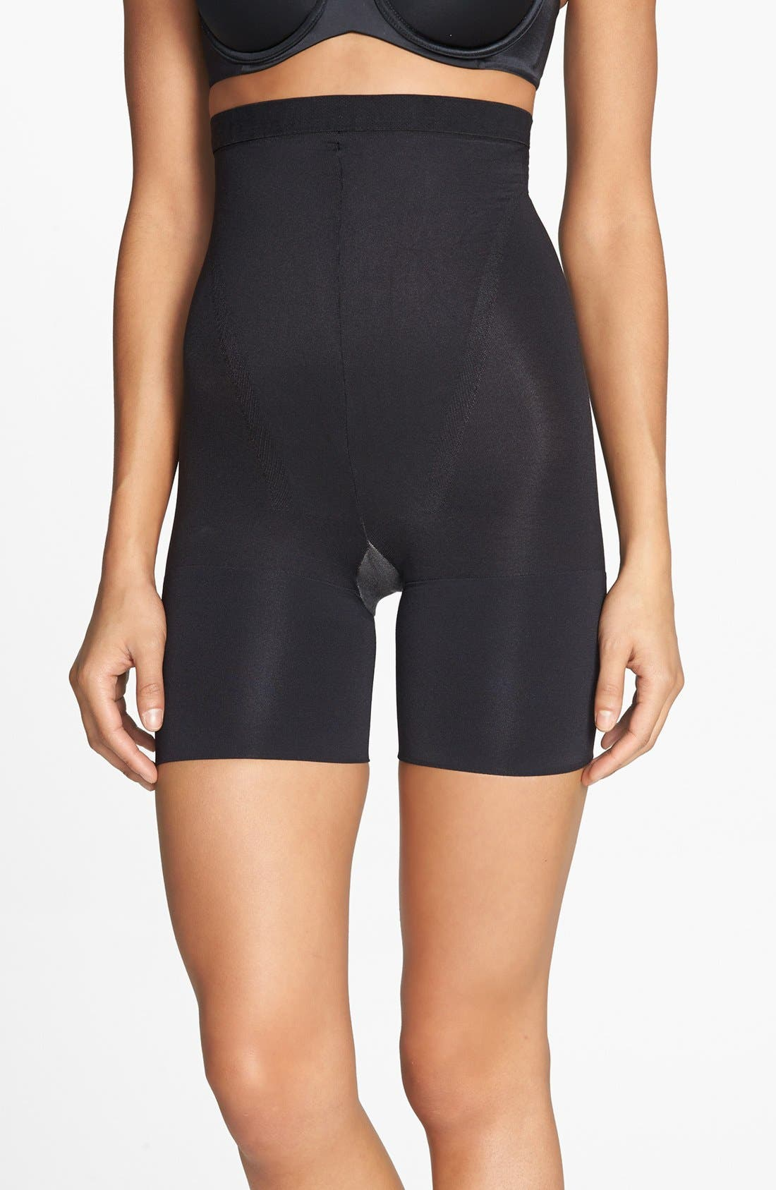 SPANX<SUP>®</SUP>,                             'In-Power Line' Super Higher Power Tummy Control Shaper,                             Main thumbnail 1, color,                             001