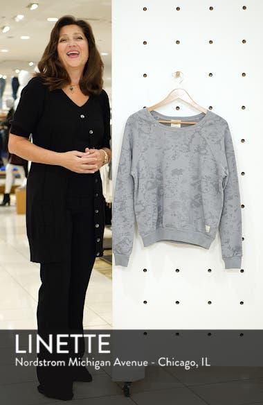 Sleek Camo Granite Sweatshirt, sales video thumbnail