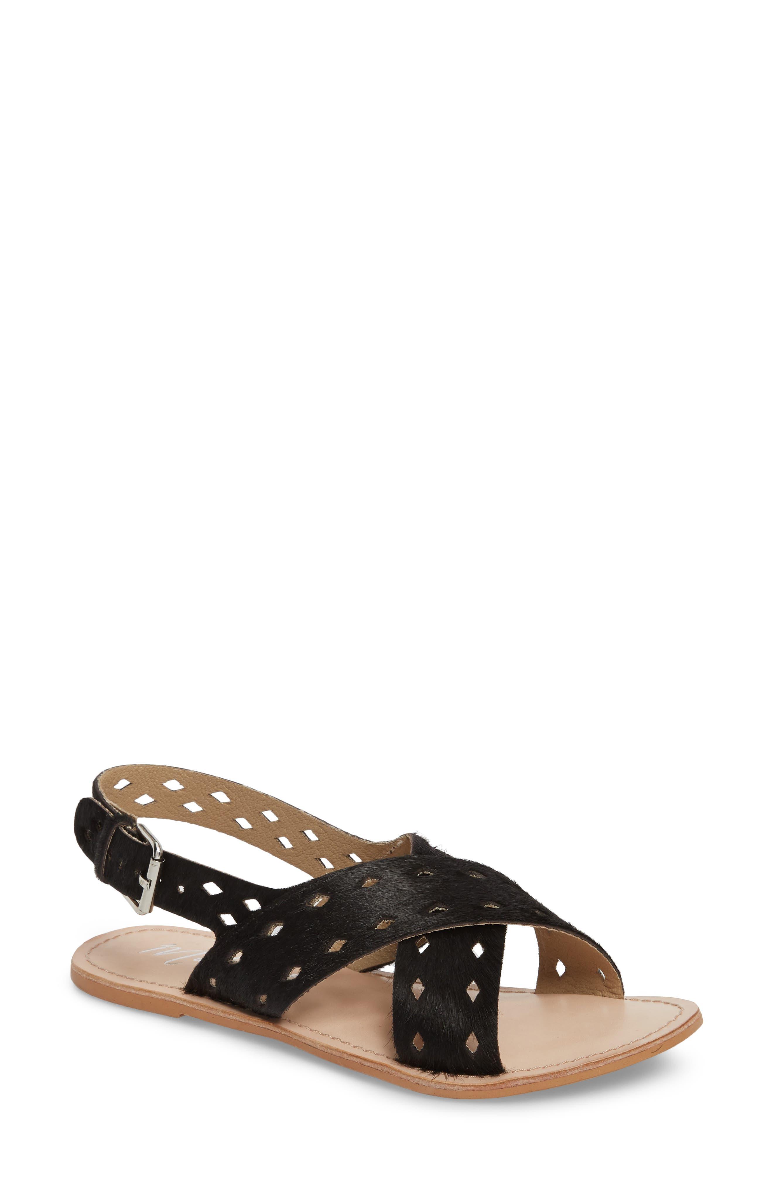 Matisse Whistler Sandal, Black