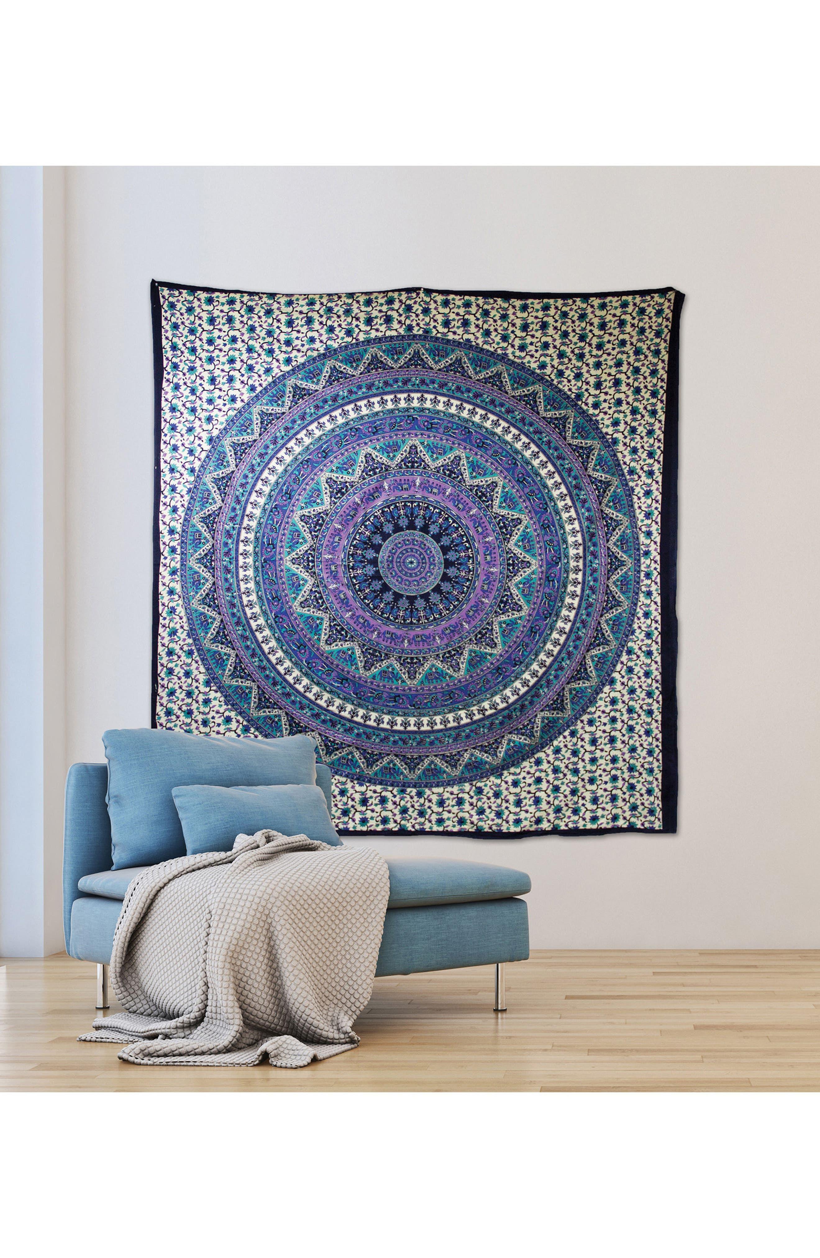 Anika Wall Tapestry,                             Alternate thumbnail 2, color,                             500
