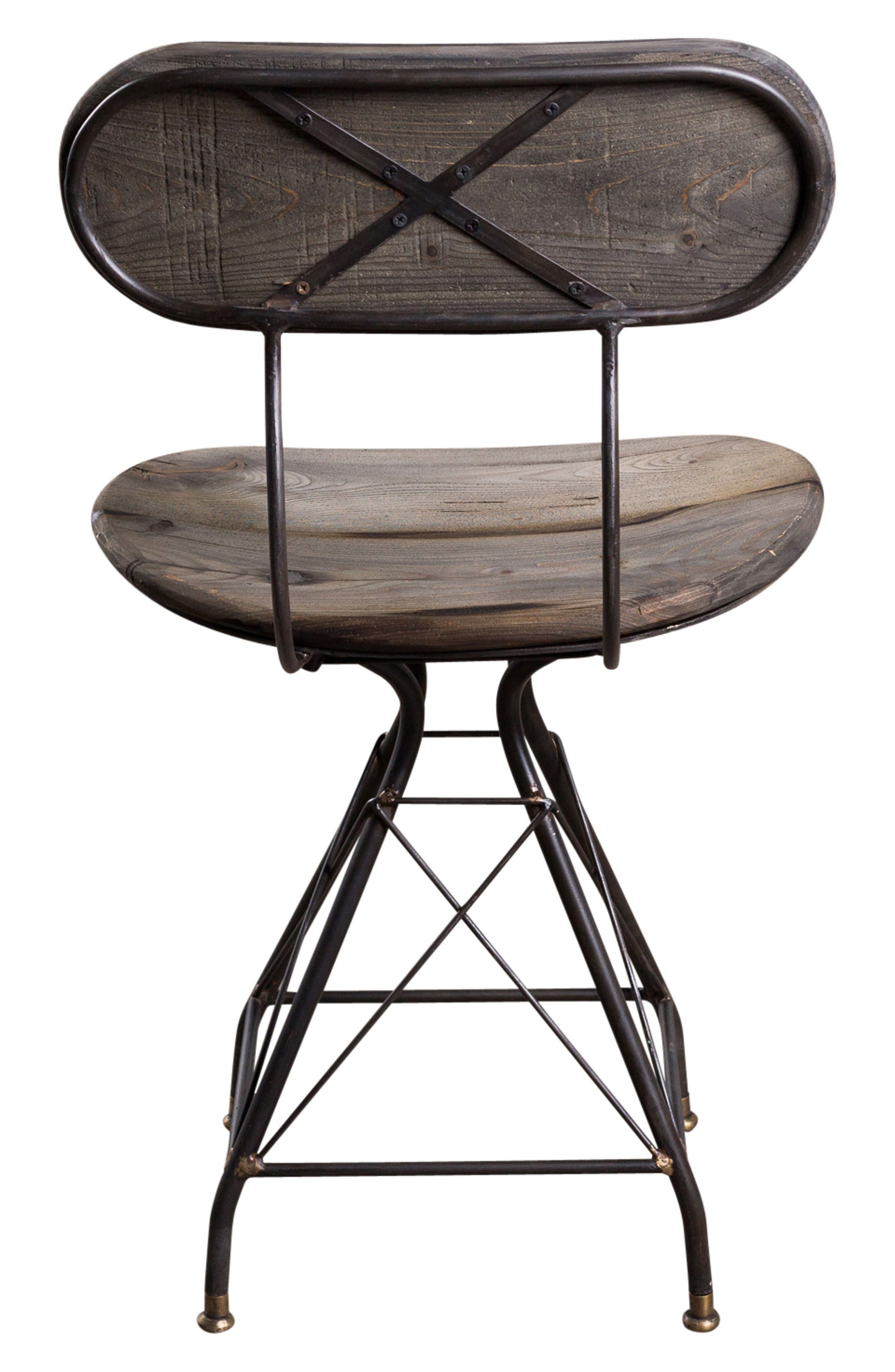 Goa Dining Chair,                             Alternate thumbnail 4, color,                             SMOKY PINE