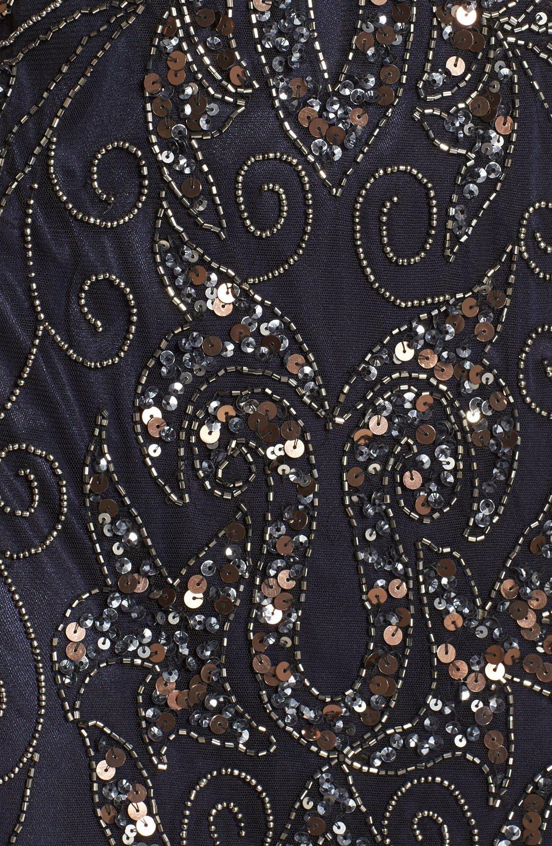 Mermaid Gown,                             Alternate thumbnail 43, color,