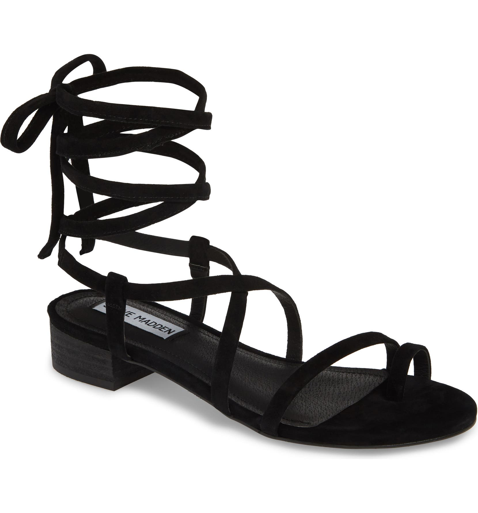 e156d90bc90f Steve Madden Adrenaline Lace-Up Sandal (Women)