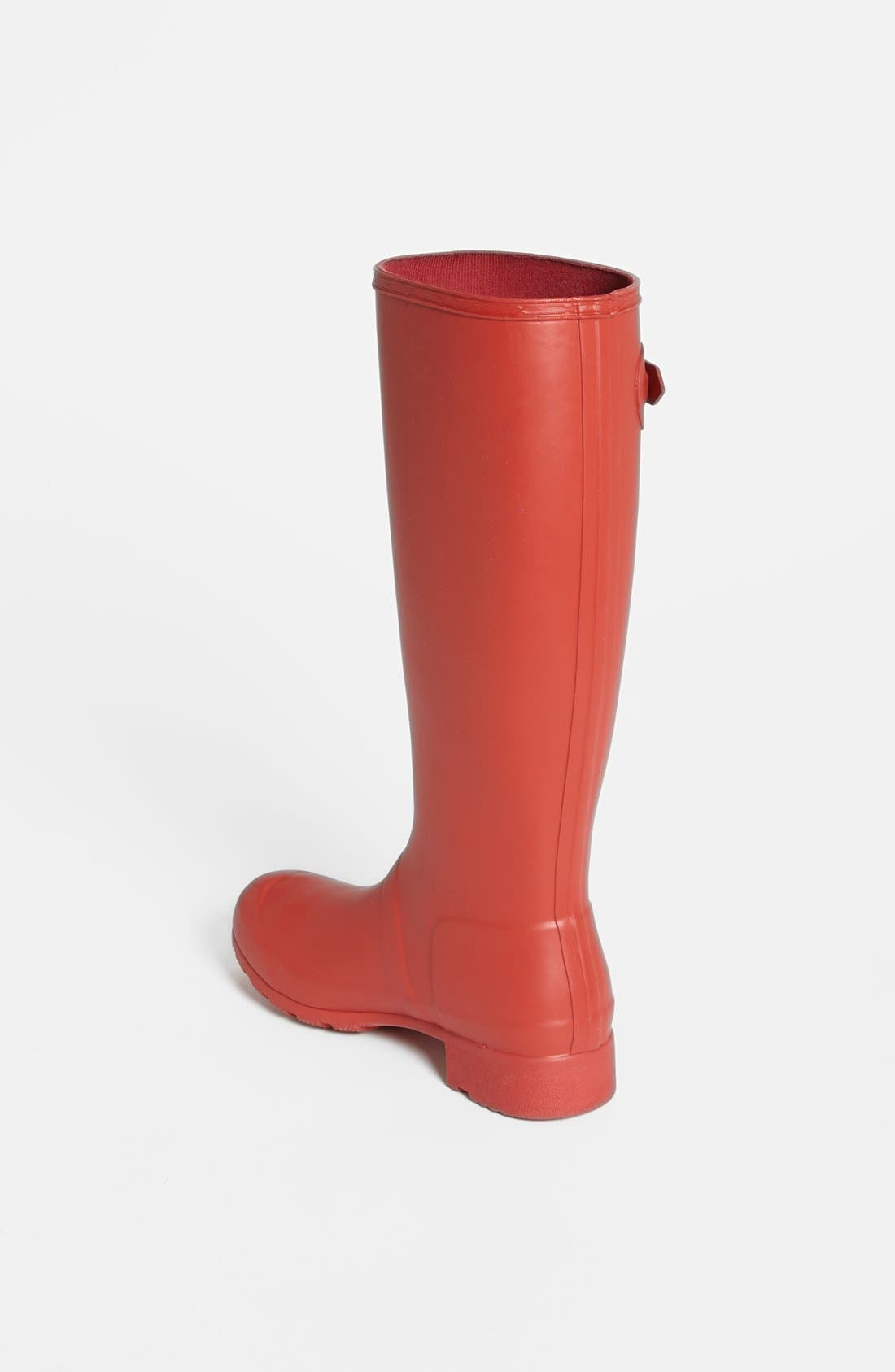 'Tour' Packable Rain Boot,                             Alternate thumbnail 122, color,