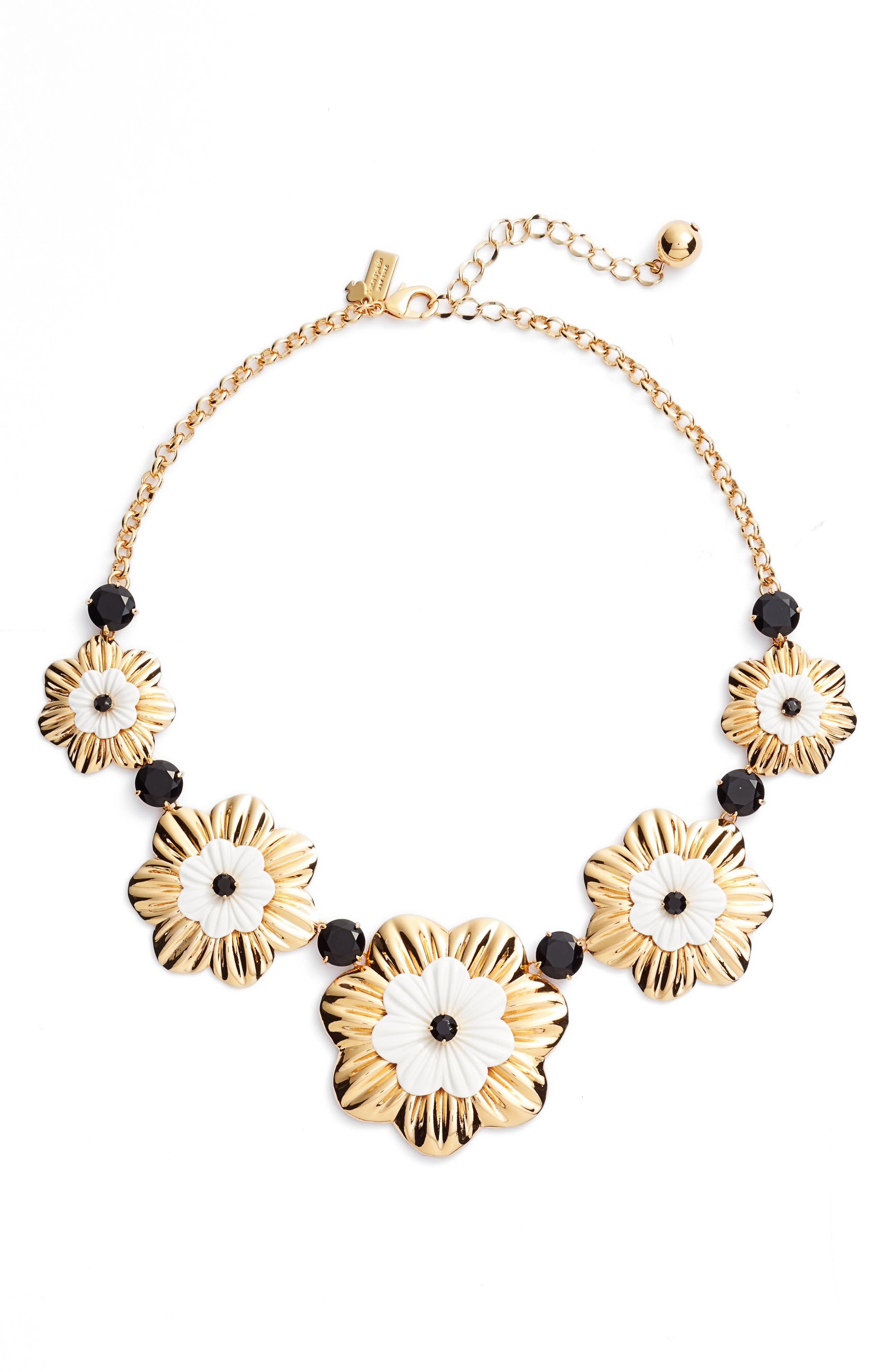 posy grove collar necklace,                             Main thumbnail 1, color,                             710