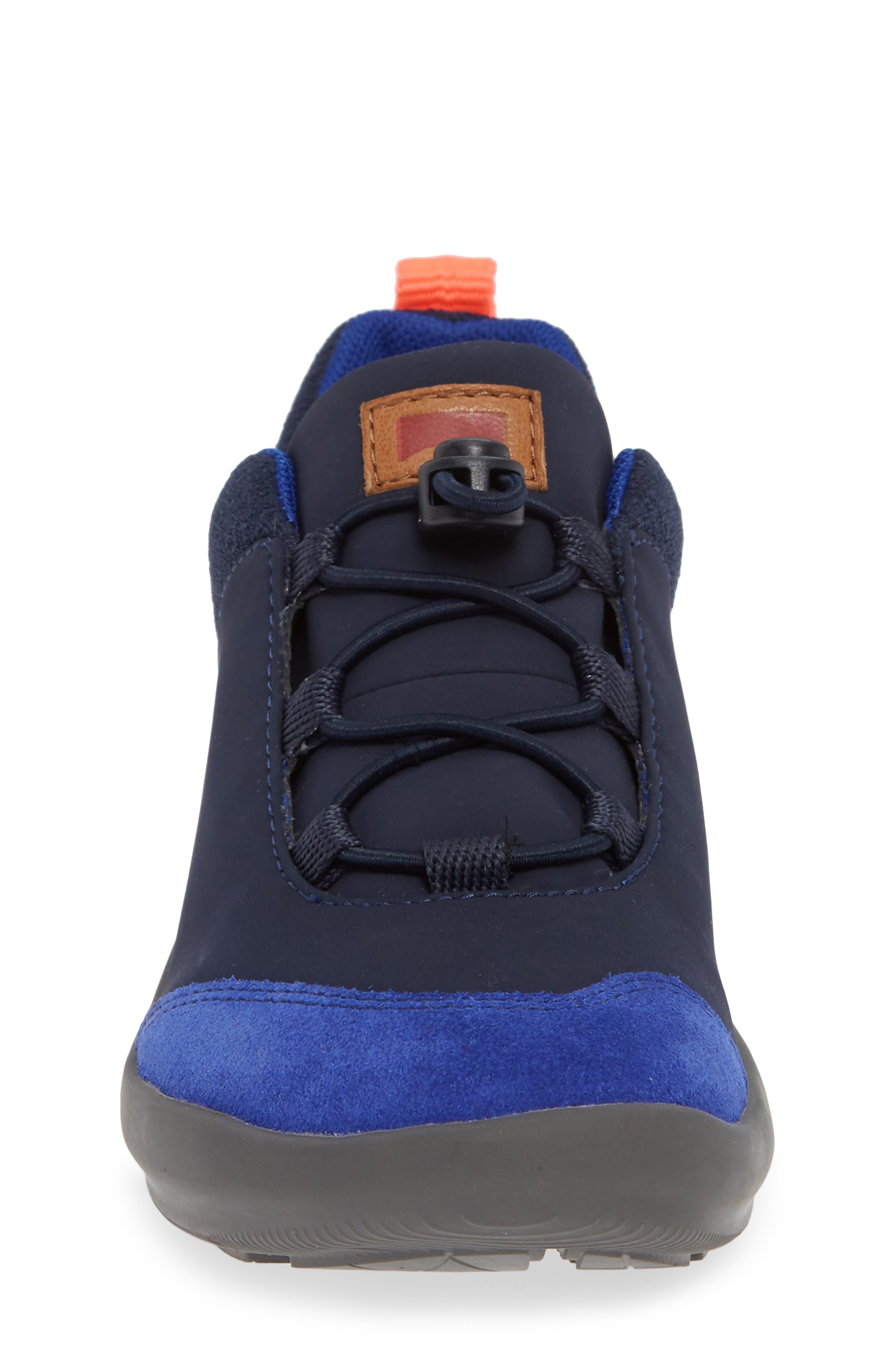 Ergo Hybrid Sneaker,                             Alternate thumbnail 4, color,                             BLUE MULTI
