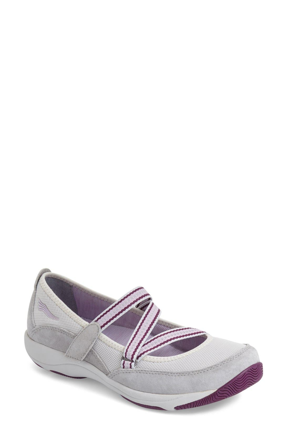 'Hazel' Slip-On Sneaker,                             Main thumbnail 4, color,