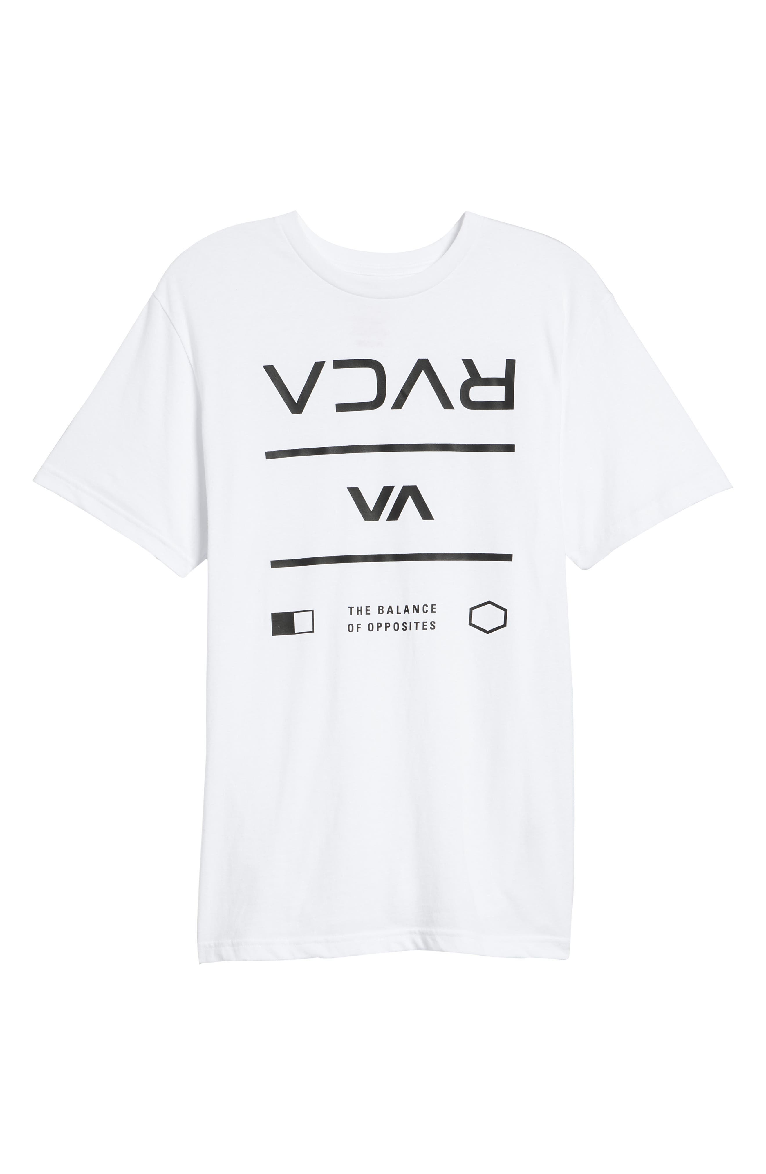 Building T-Shirt,                             Alternate thumbnail 6, color,                             WHITE