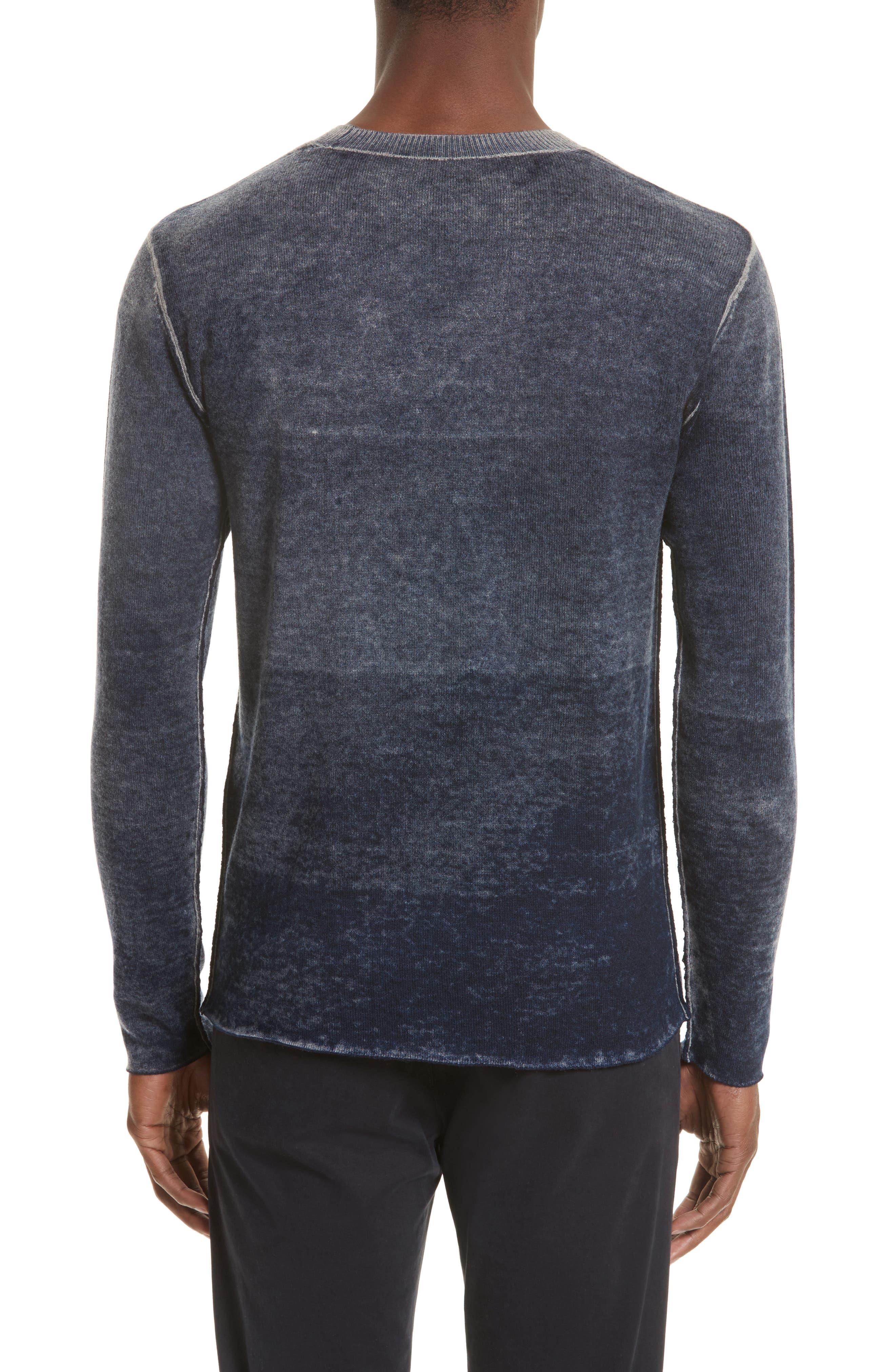Acid Wash Sweater,                             Alternate thumbnail 2, color,                             410