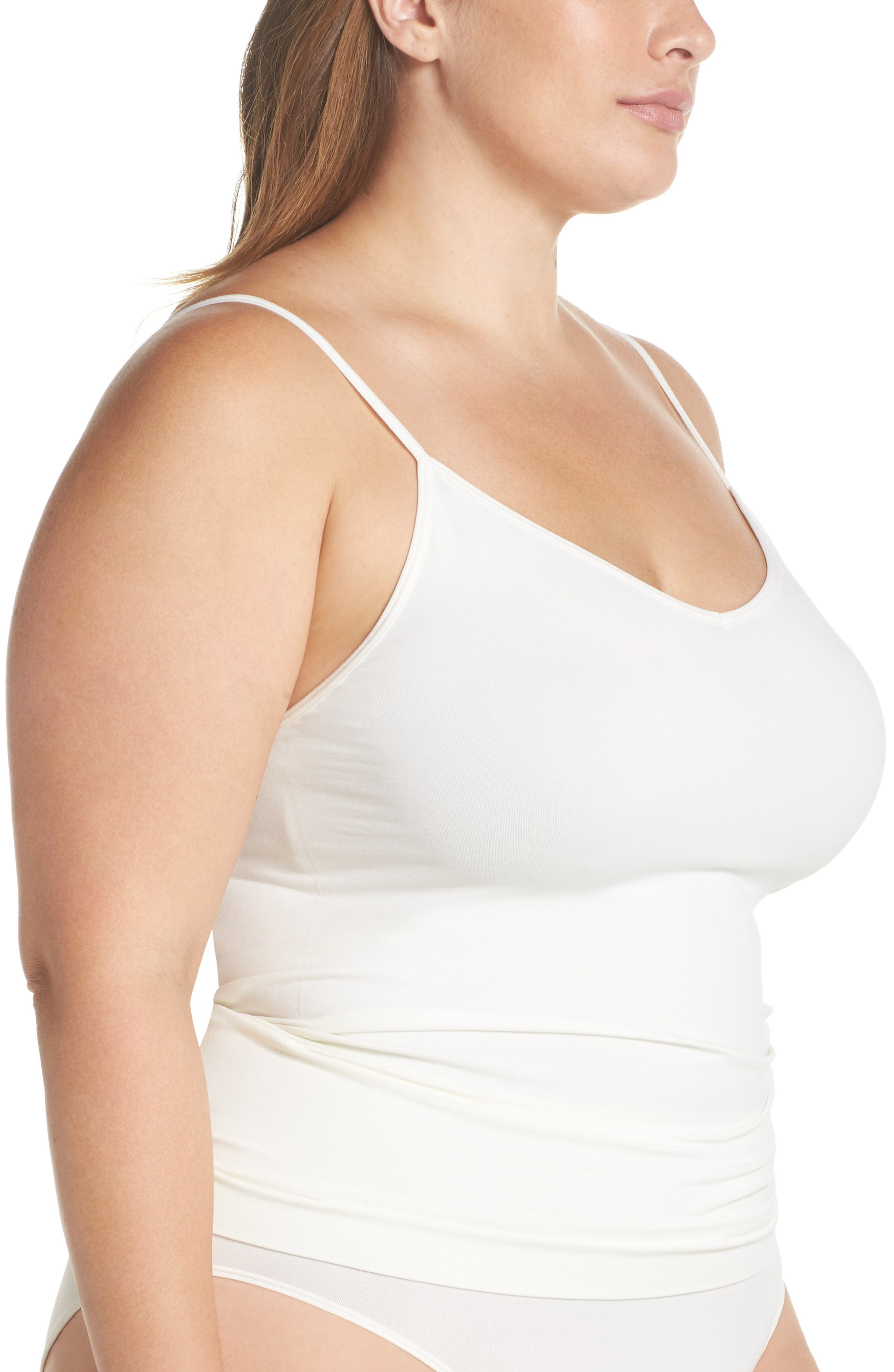 Seamless Two-Way Camisole,                             Alternate thumbnail 48, color,