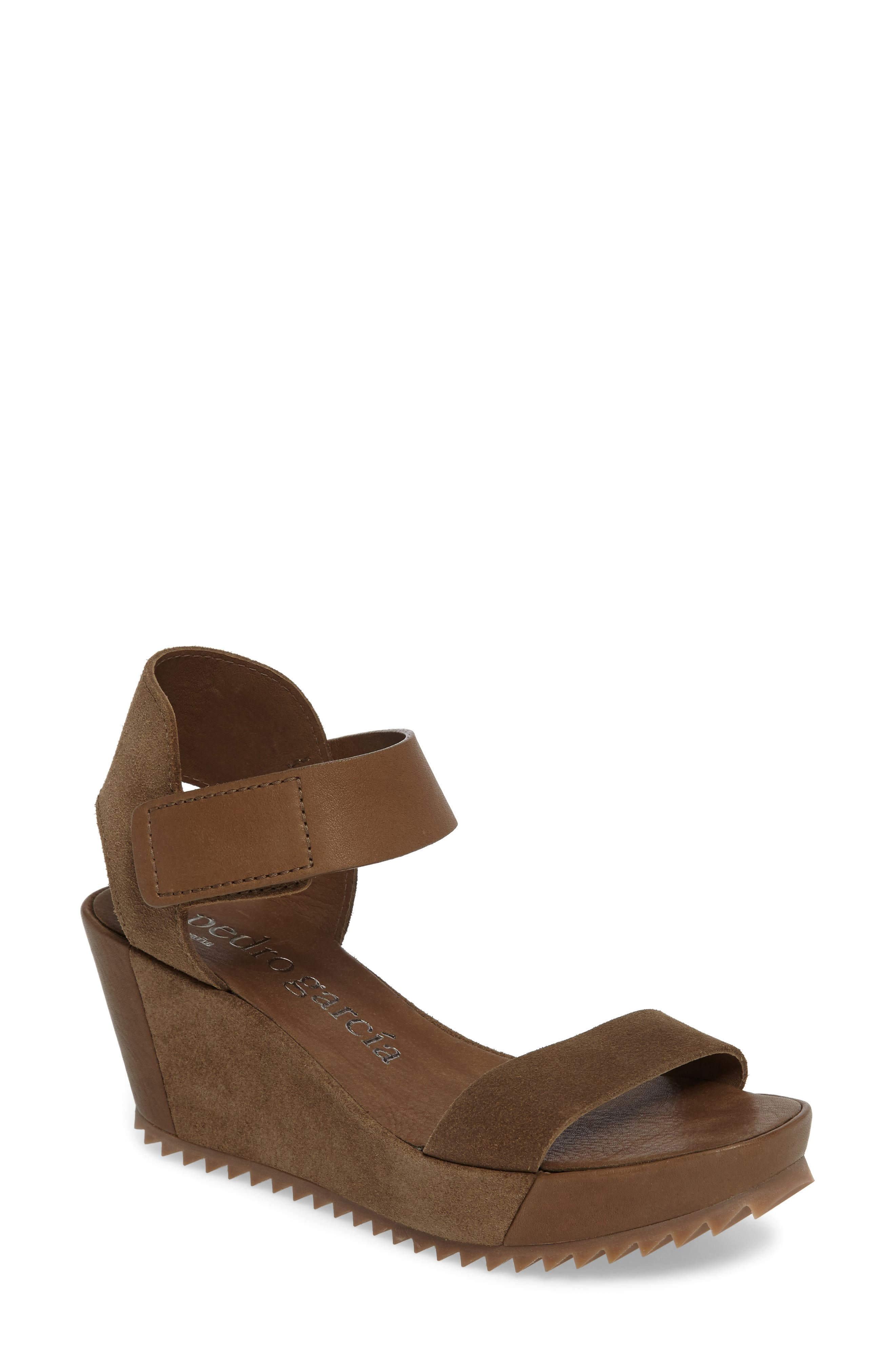 Francesca Wedge Sandal,                         Main,                         color, 250