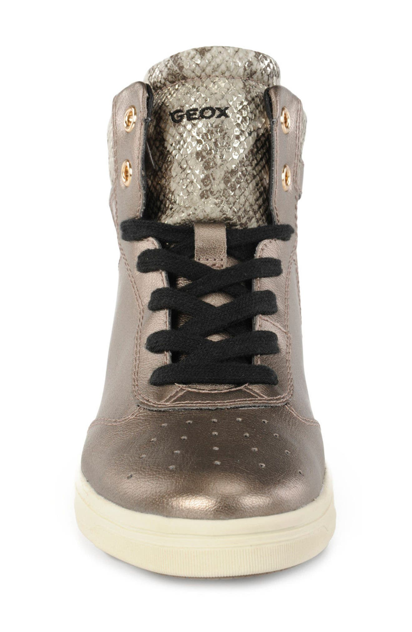 Cave Up Girl High Top Sneaker,                             Alternate thumbnail 8, color,