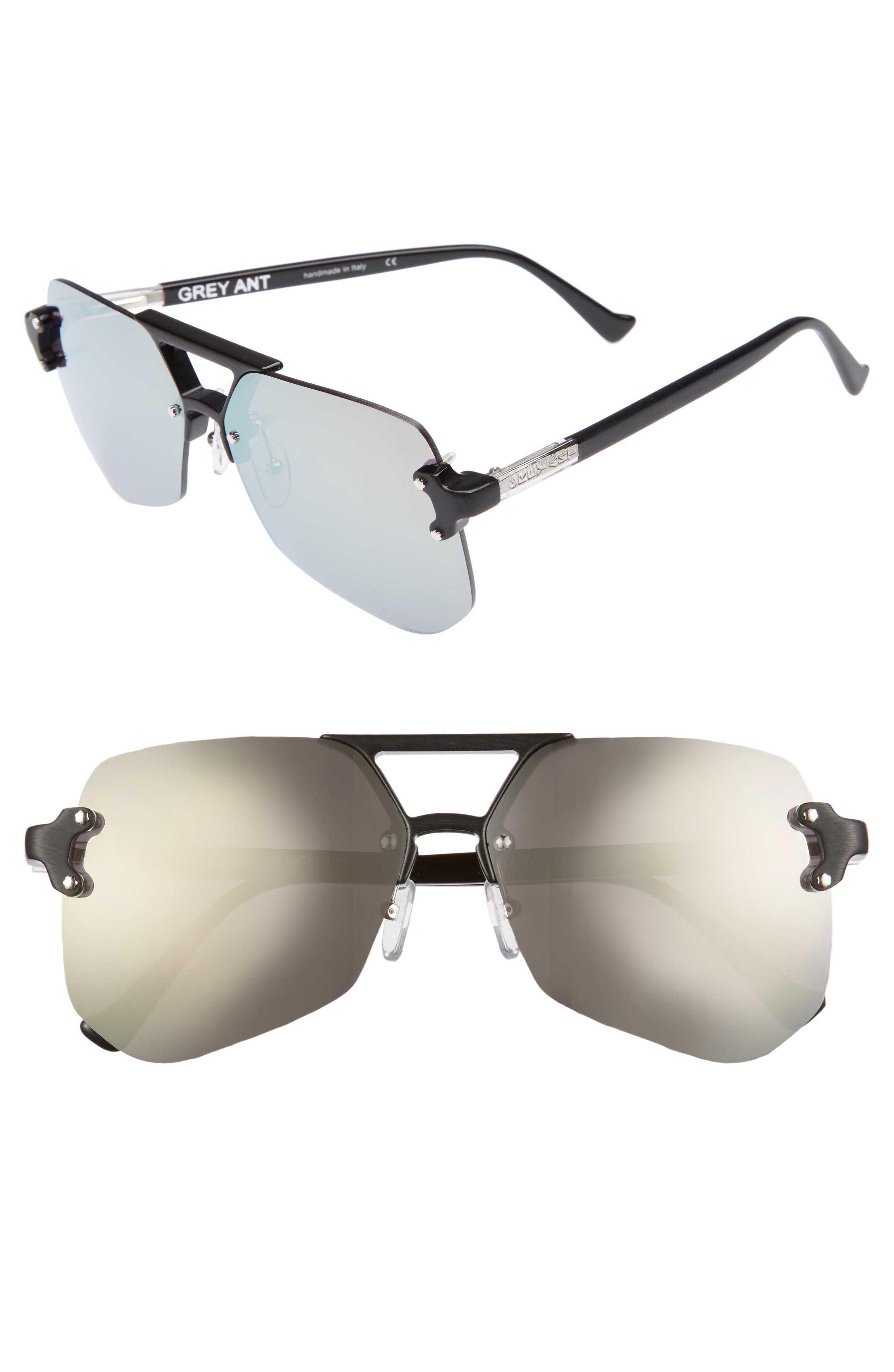 Yesway 60mm Sunglasses,                             Main thumbnail 1, color,                             040