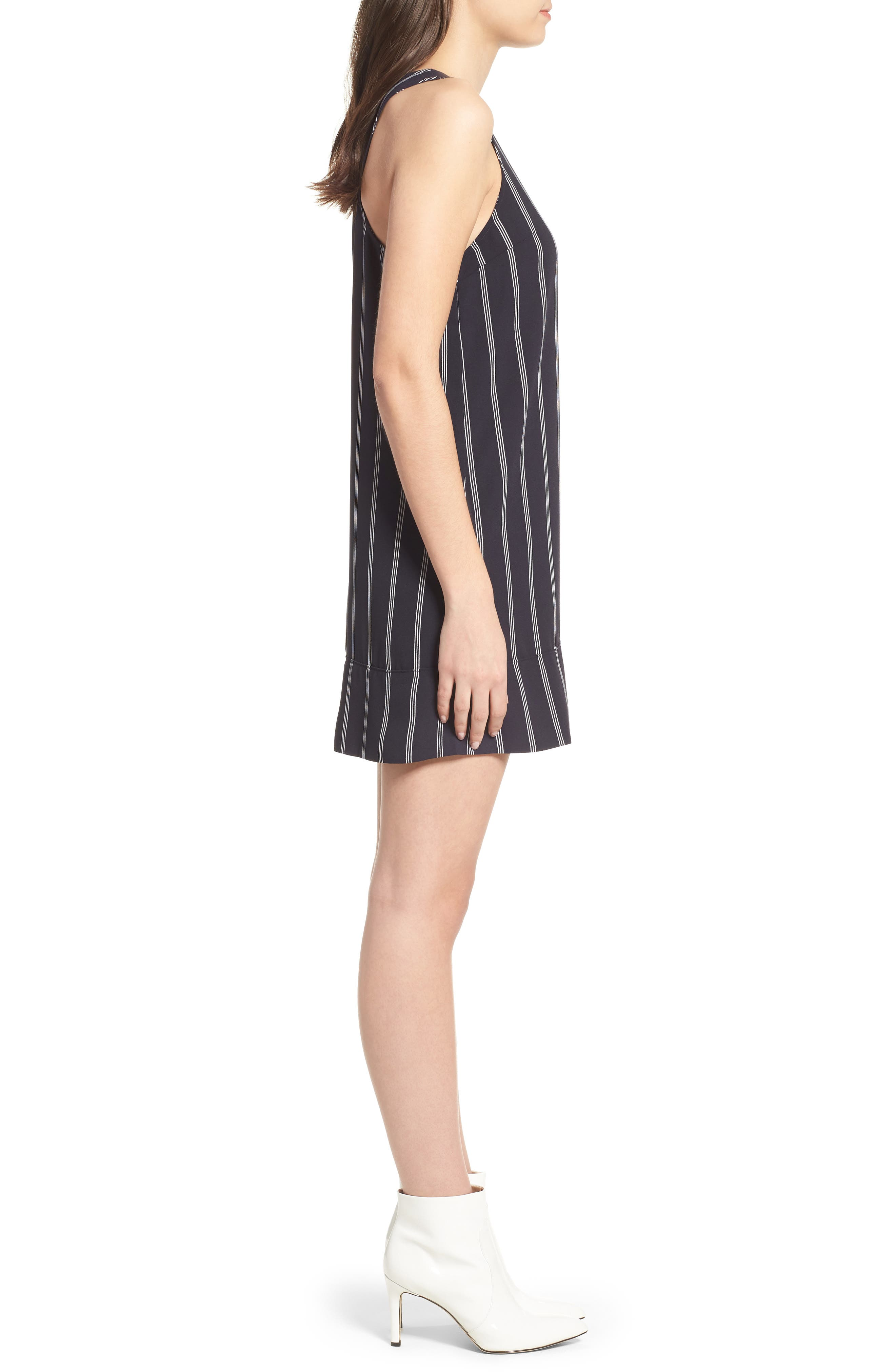 Racerback Shift Dress,                             Alternate thumbnail 91, color,
