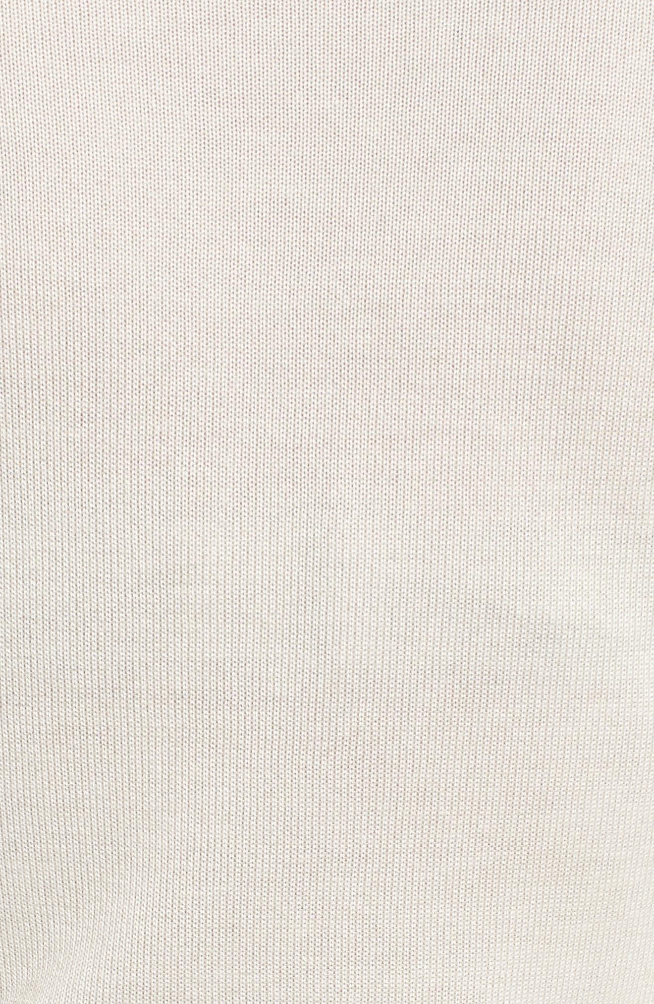 Winnie Tie Neck Sweater,                             Alternate thumbnail 5, color,                             111
