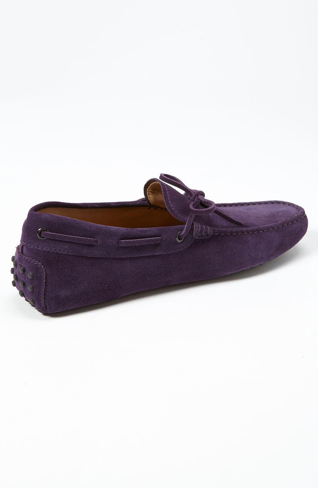 Gommini Tie Front Driving Moccasin,                             Alternate thumbnail 38, color,