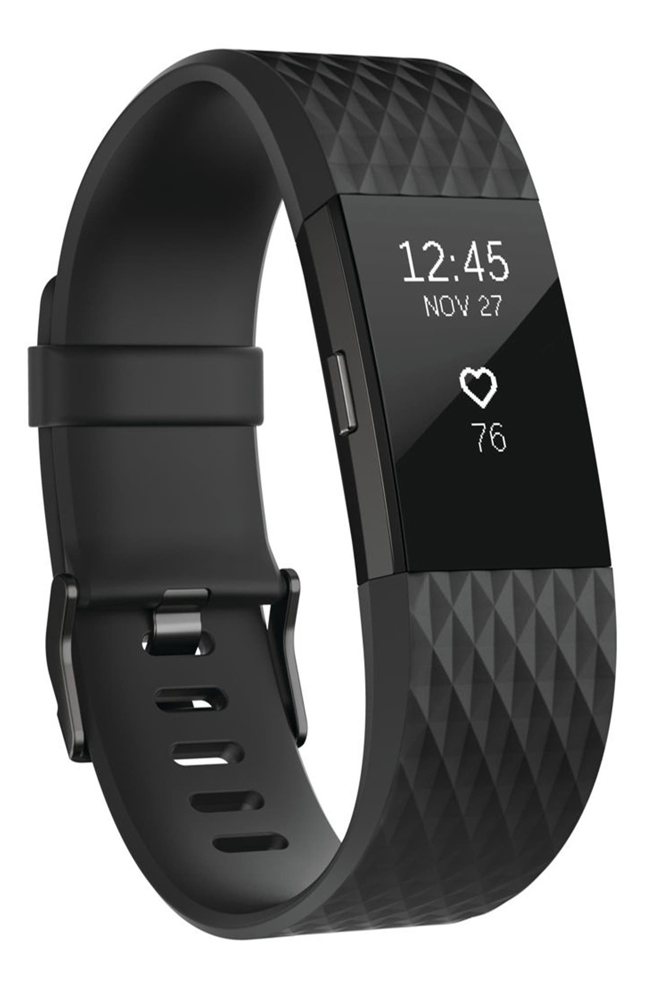 FITBIT,                             Charge 2 Special Edition Wireless Activity & Heart Rate Tracker,                             Main thumbnail 1, color,                             001