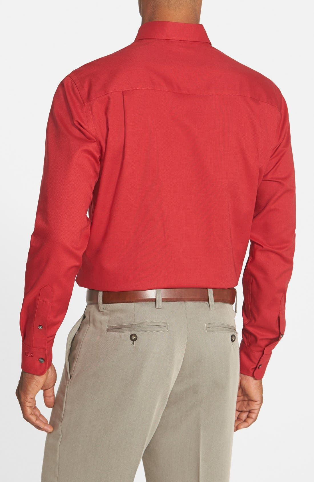'Nailshead' Classic Fit Sport Shirt,                             Alternate thumbnail 2, color,                             613