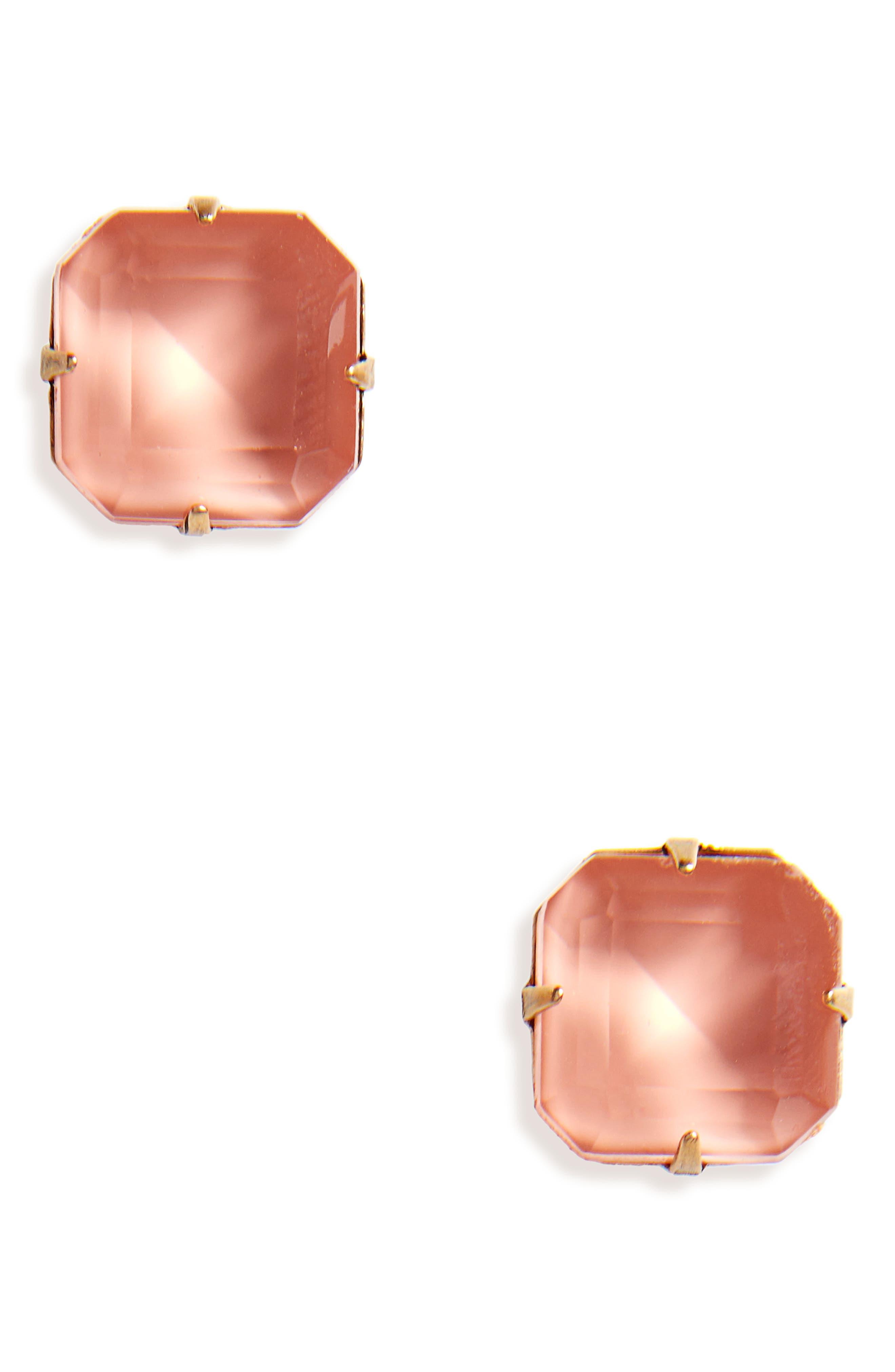 'Sophia' Stud Earrings,                             Main thumbnail 5, color,